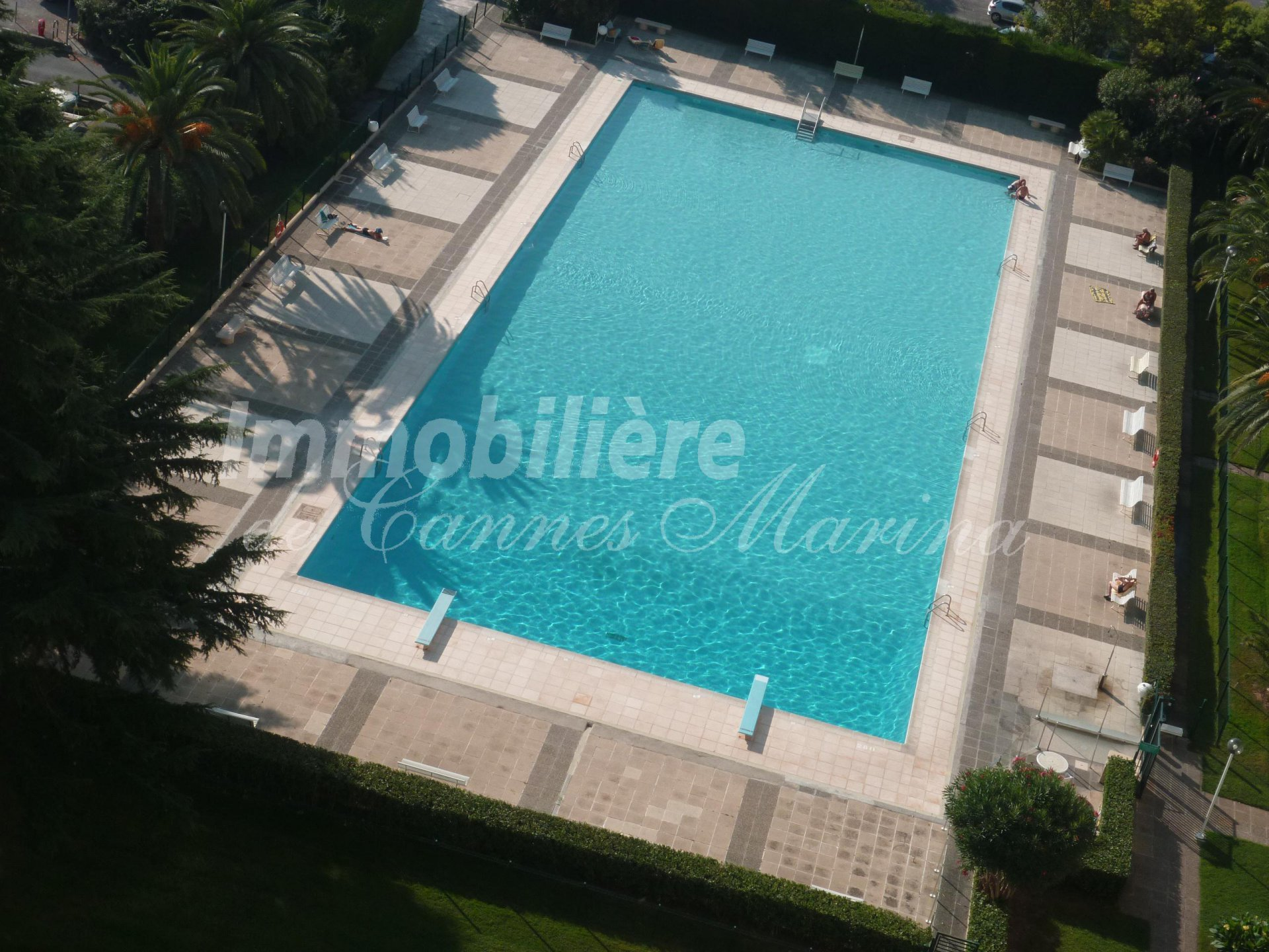 Panoramic sea view - South exposure - Swimming pool
