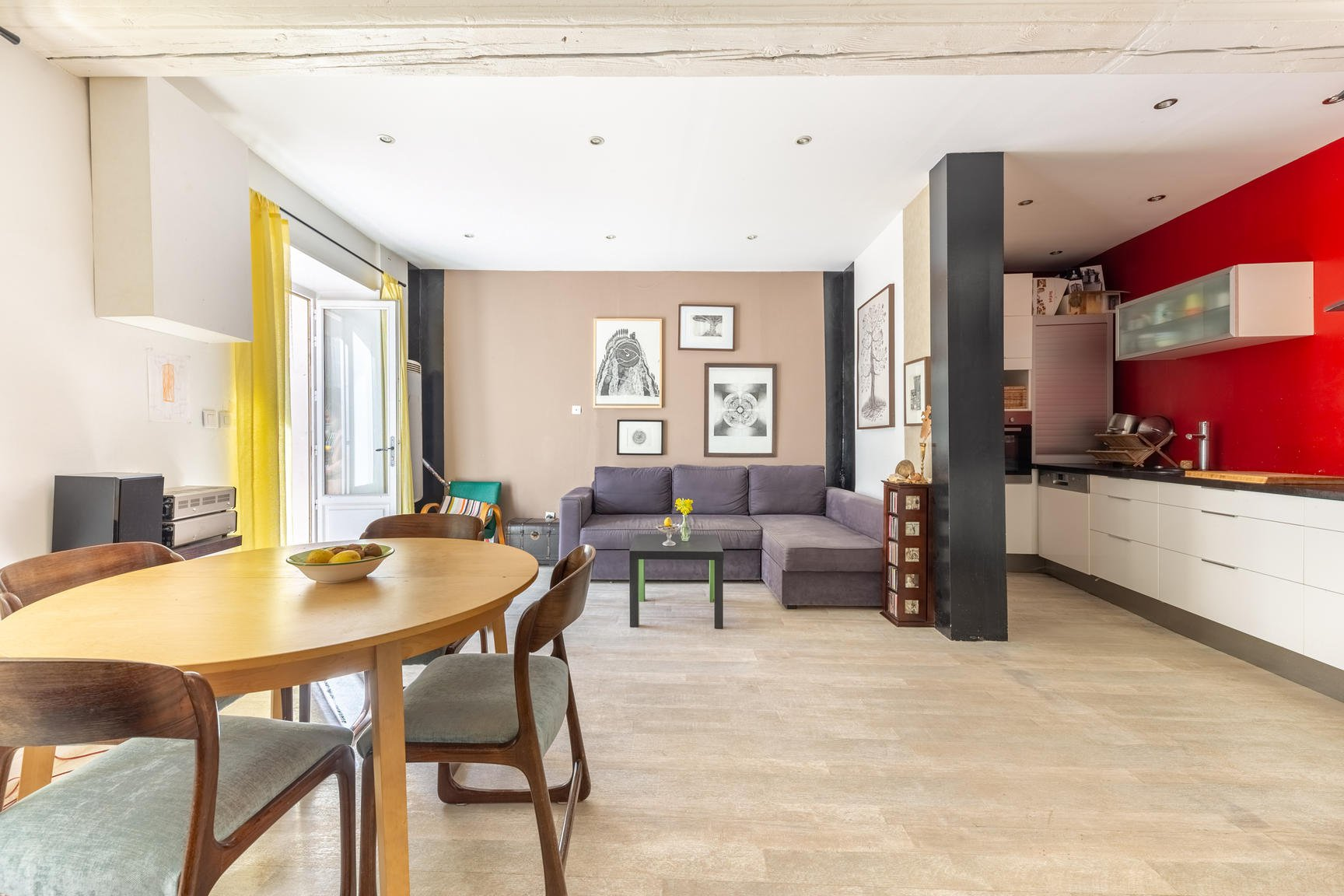 Maison de village type T4 à Chasselay d'env 105 m²