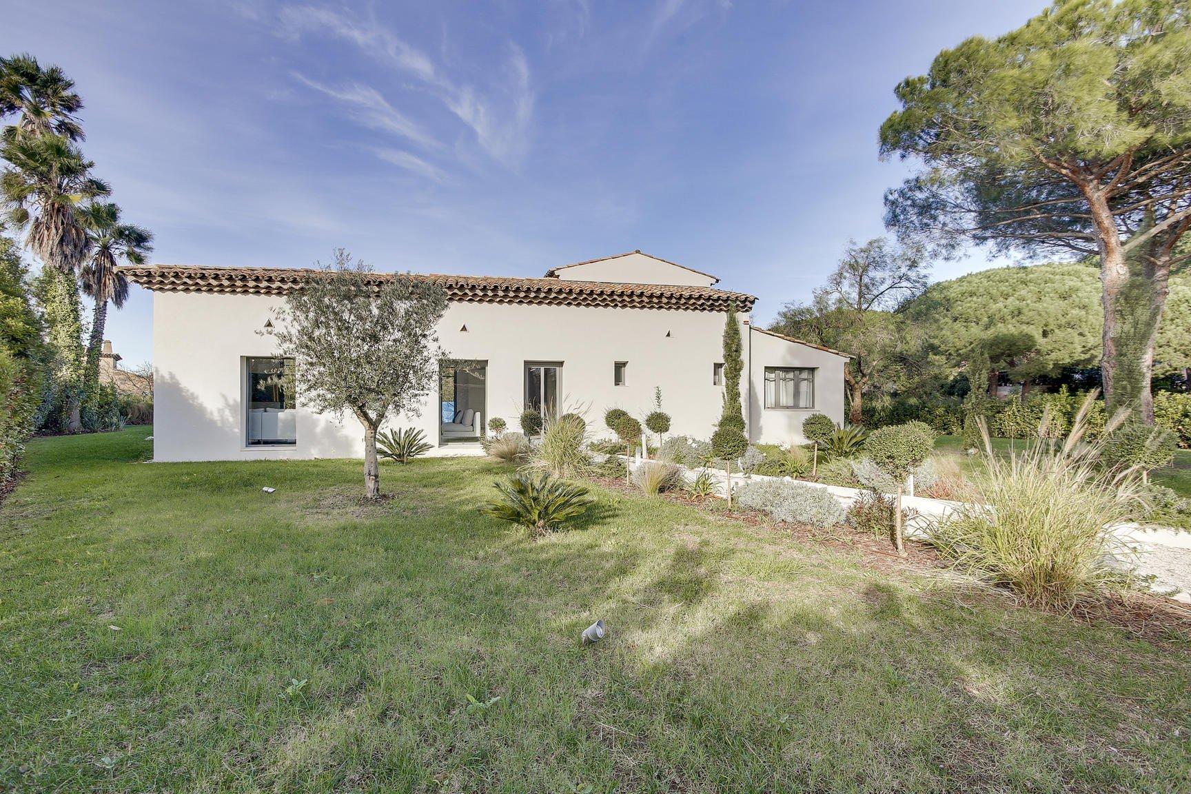 Vente Villa - Saint-Tropez