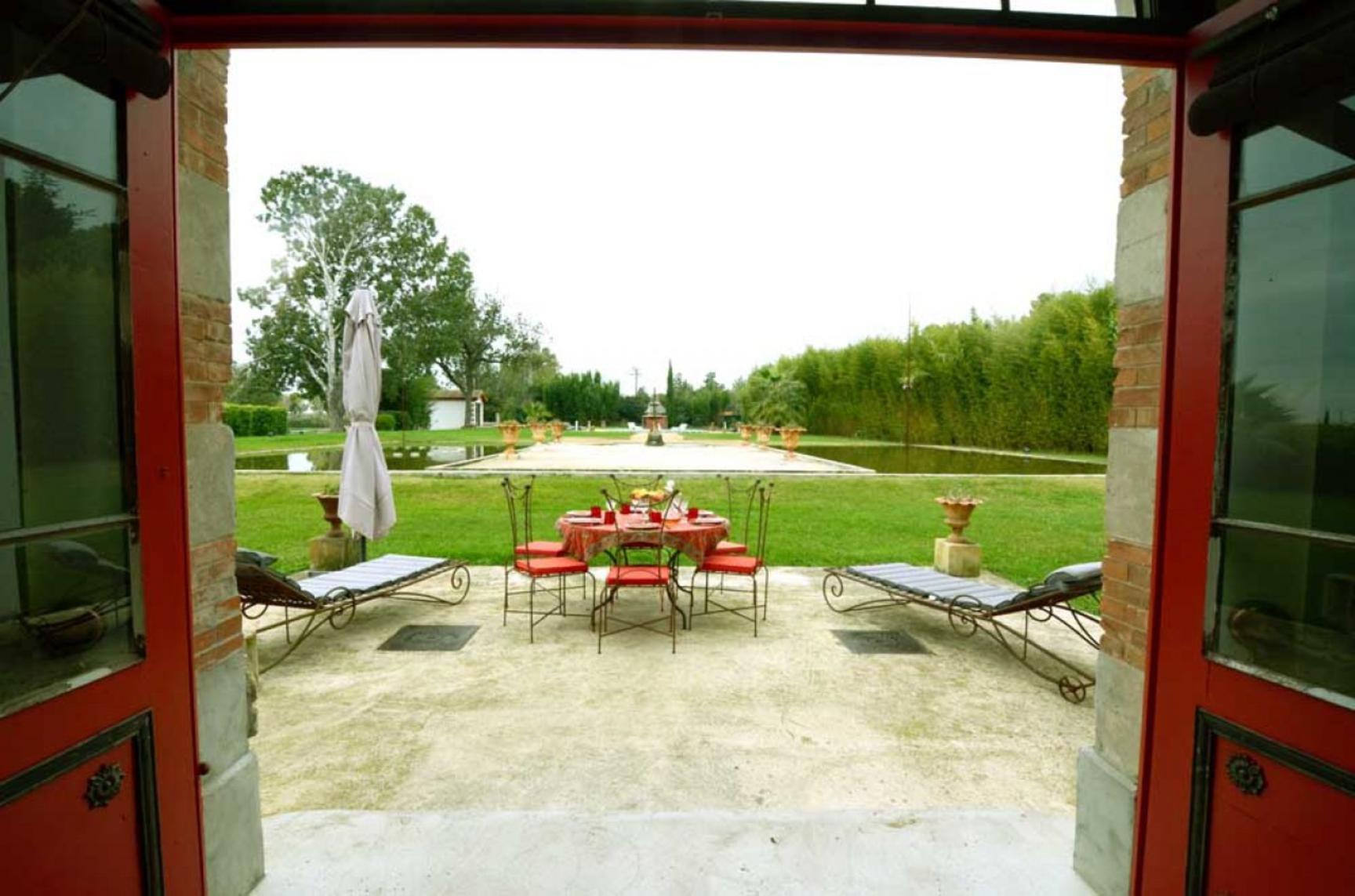 Château de luxe du XIX ème de 500 m2 habitable sur