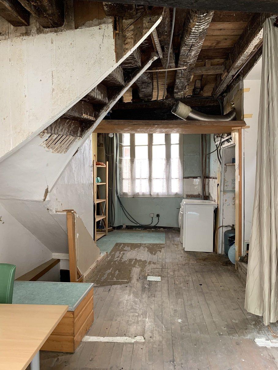 Maison suspendue 130 m²