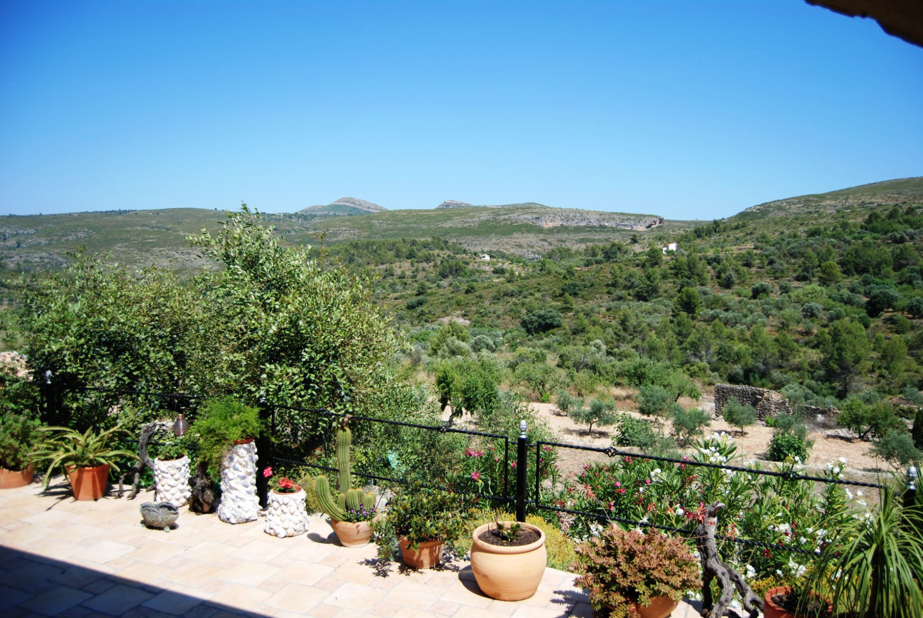 Small finca with guest accommodation