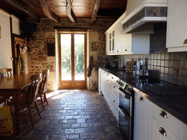 Maison traditionnelle et gîte - Vienne - Persac