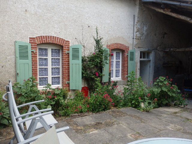 Spacious Village House in the Vienne, Near Montmorillon