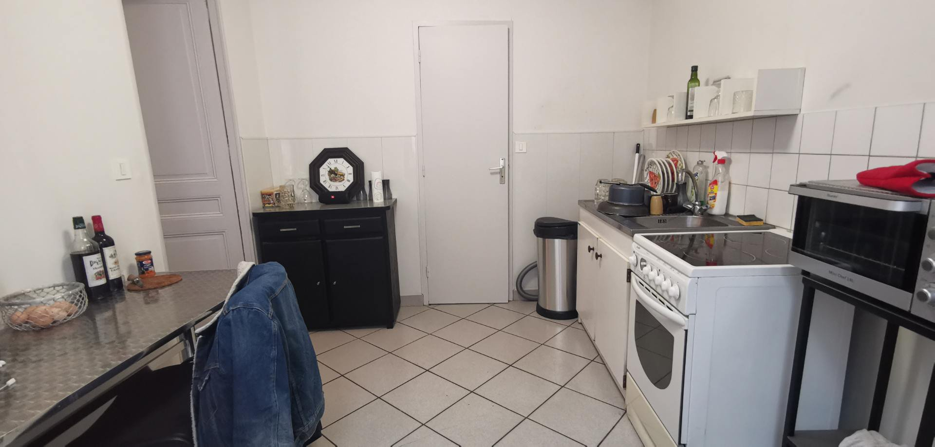 SAINT-ETIENNE - CARNOT Appartement T1