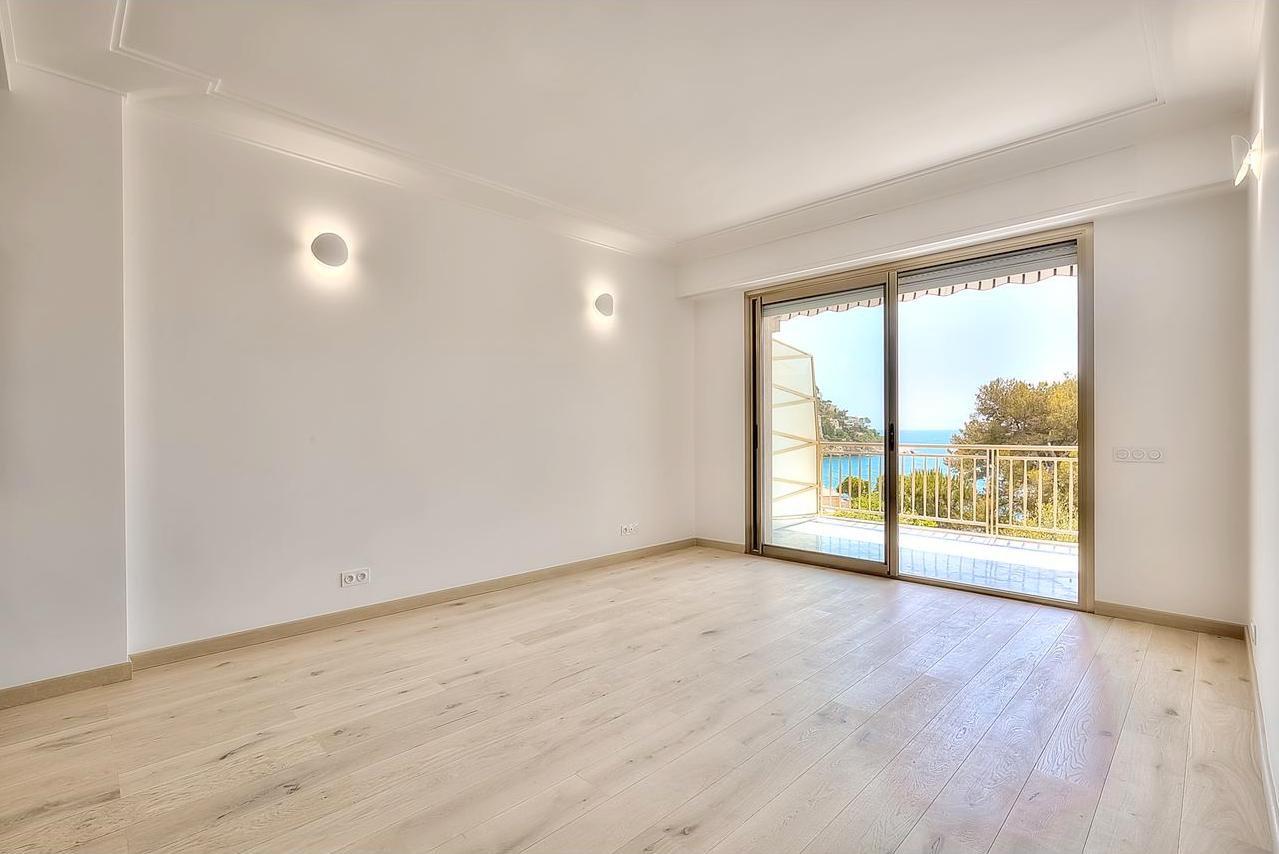 SALE Apartment 3P Nice Mont Boron La Réserve Terrace Sea View Garage