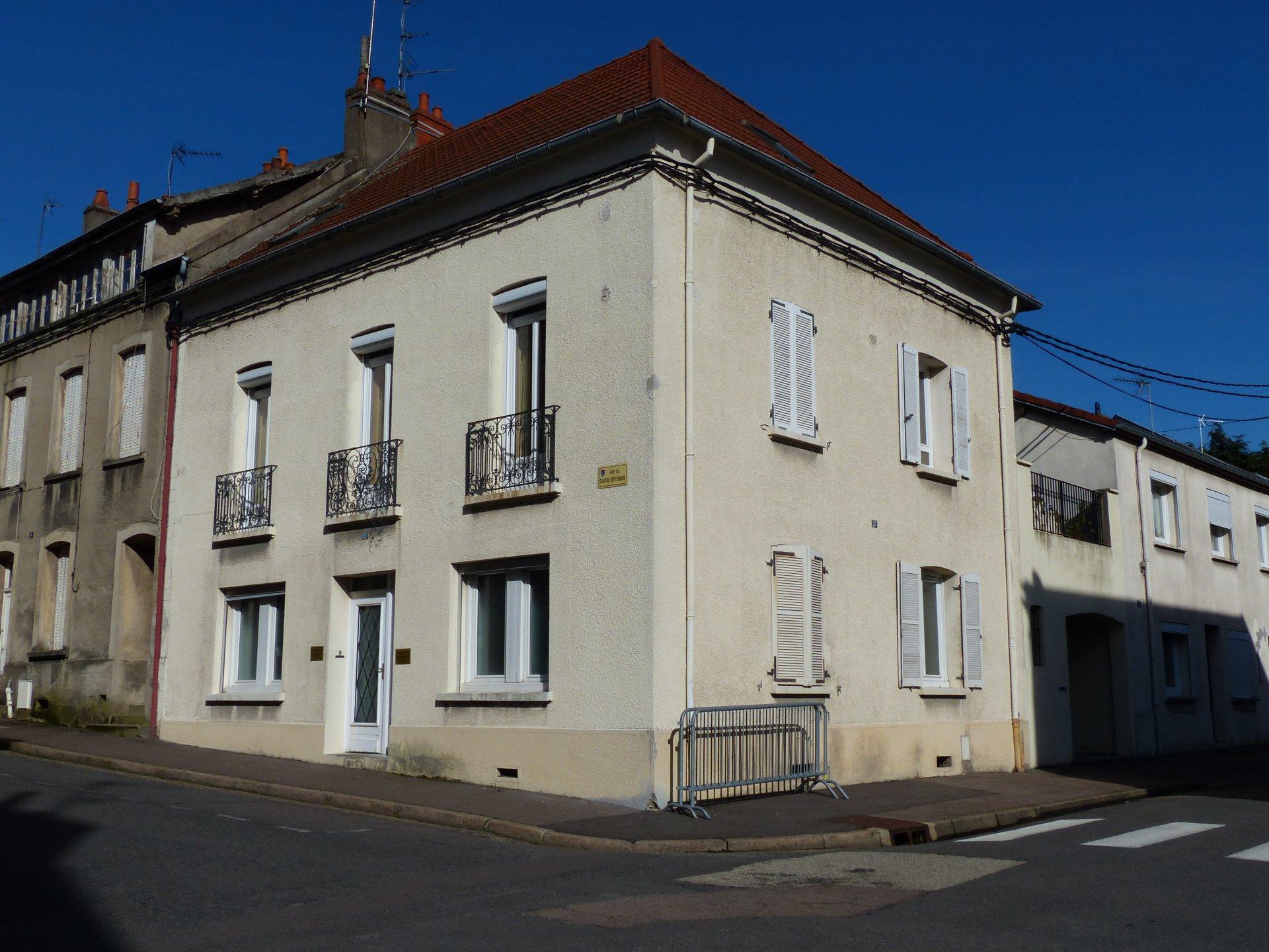 Le Creusot - IMMEUBLE quartier FOCH