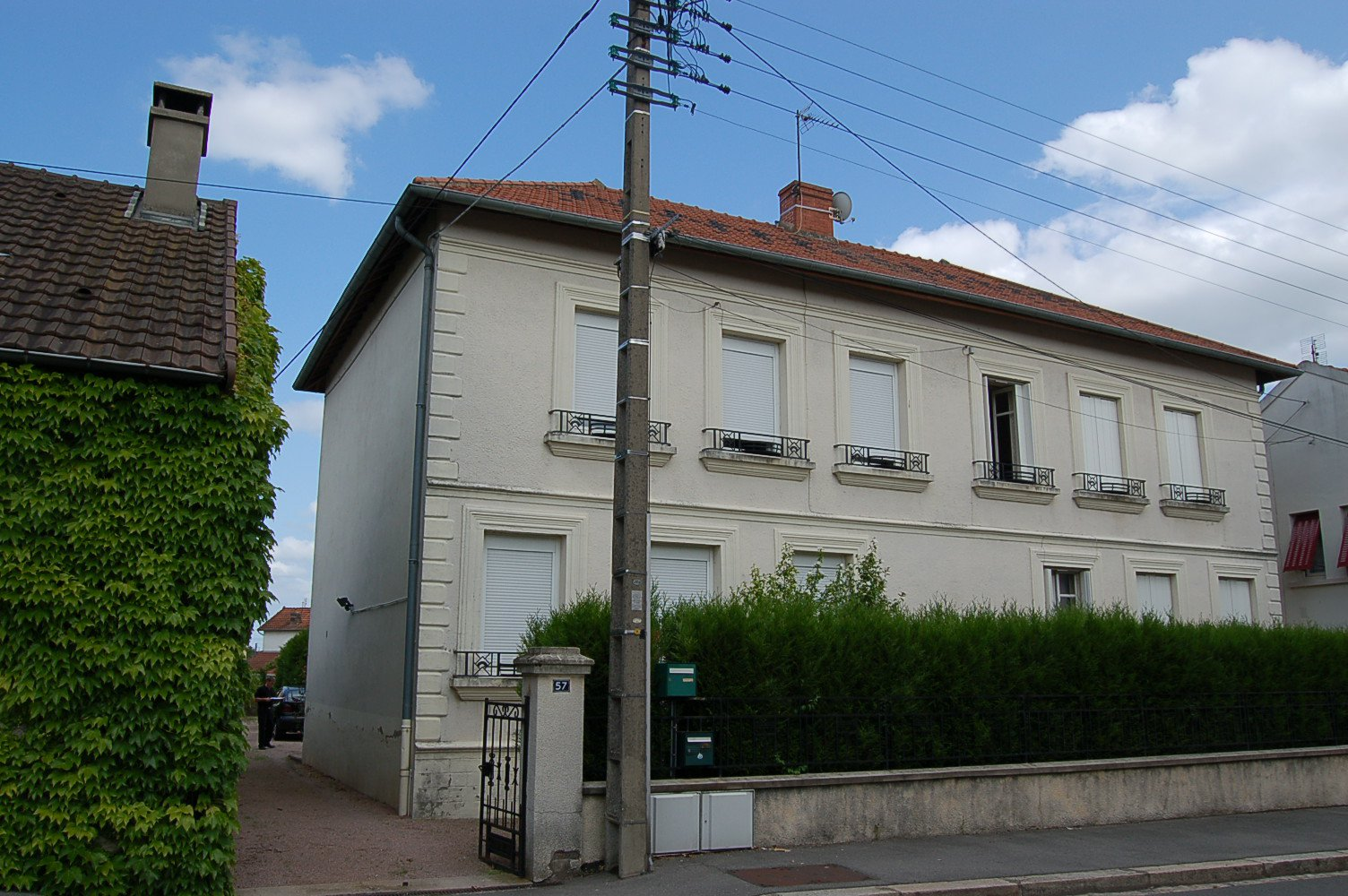 Montchanin,  APPARTEMENT EN DUPLEX