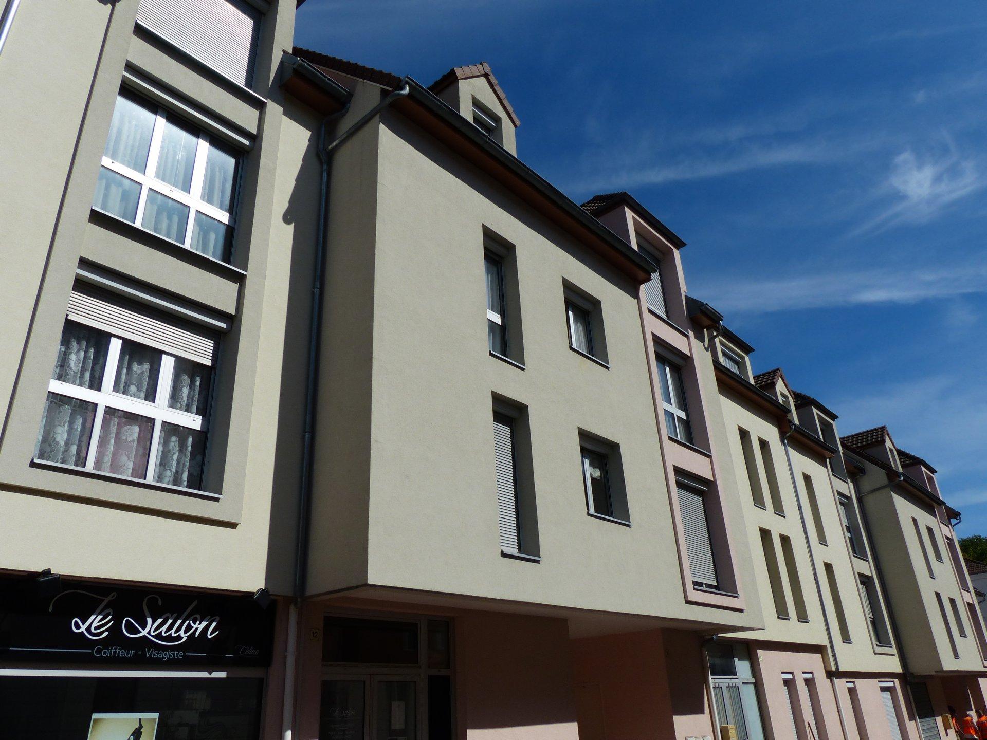 Le Creusot, Place Schneider, APPARTEMENT DANS RESIDENCE