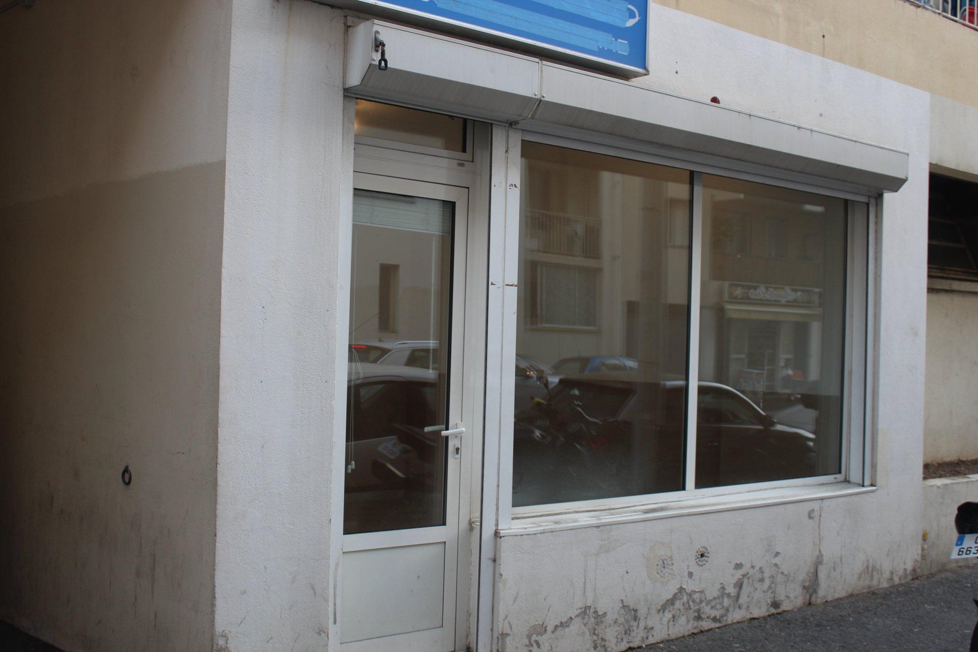 murs commerciaux Nice Ferber RENÉ CASSIN