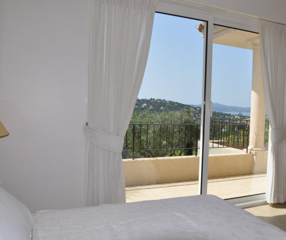 Superb neo-provencal villa with seaview, Sainte Maxime