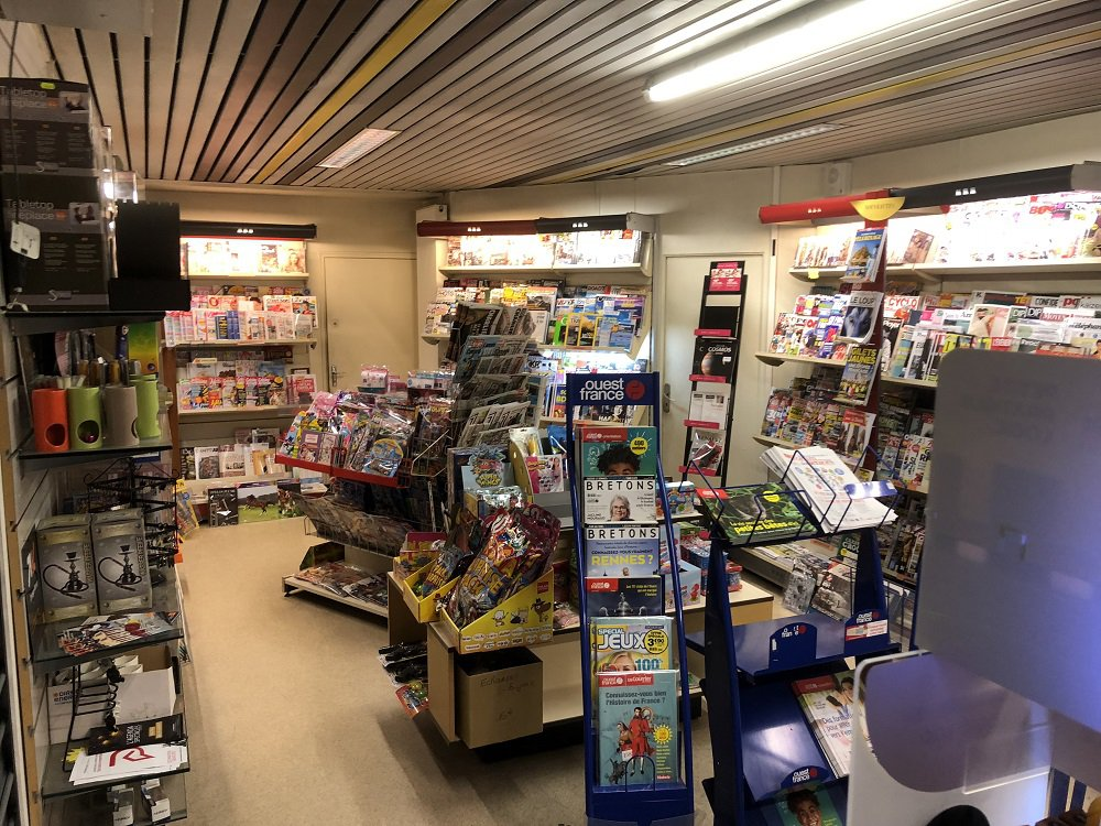 A vendre fonds de commerce, Rennes proche centre