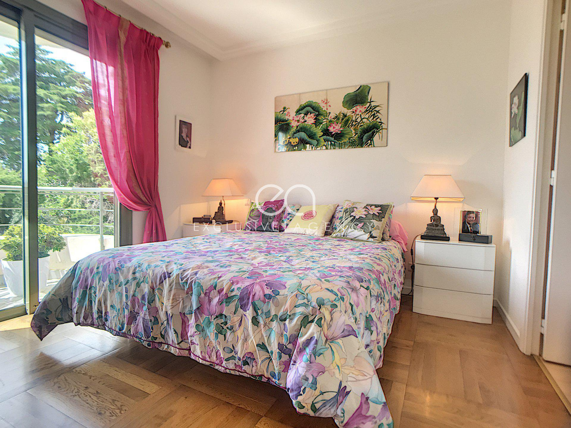 LE CANNET SALE 3 ROOMS 91 SQM WITH TERRACE