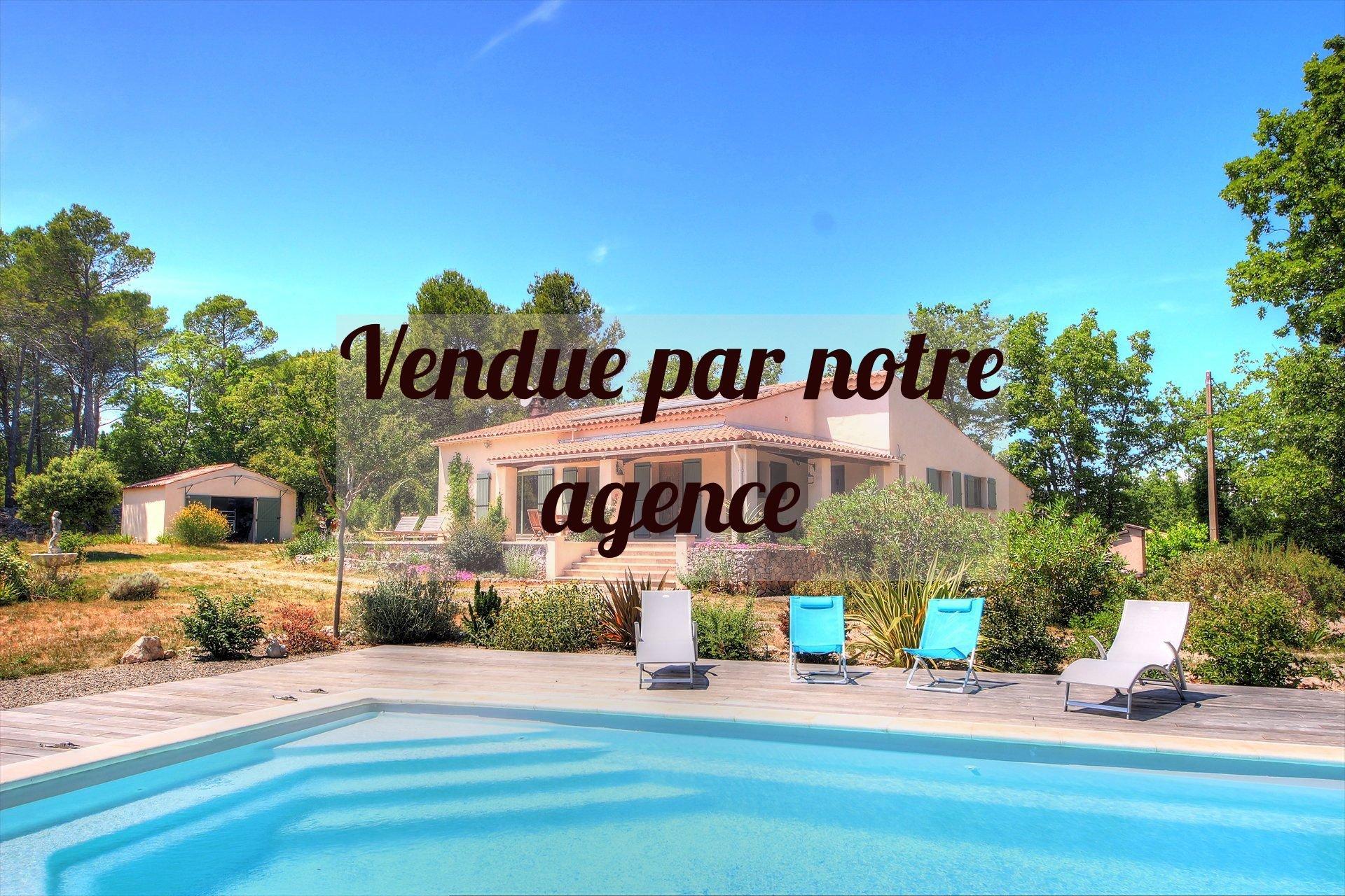 Vente Maison - Montmeyan