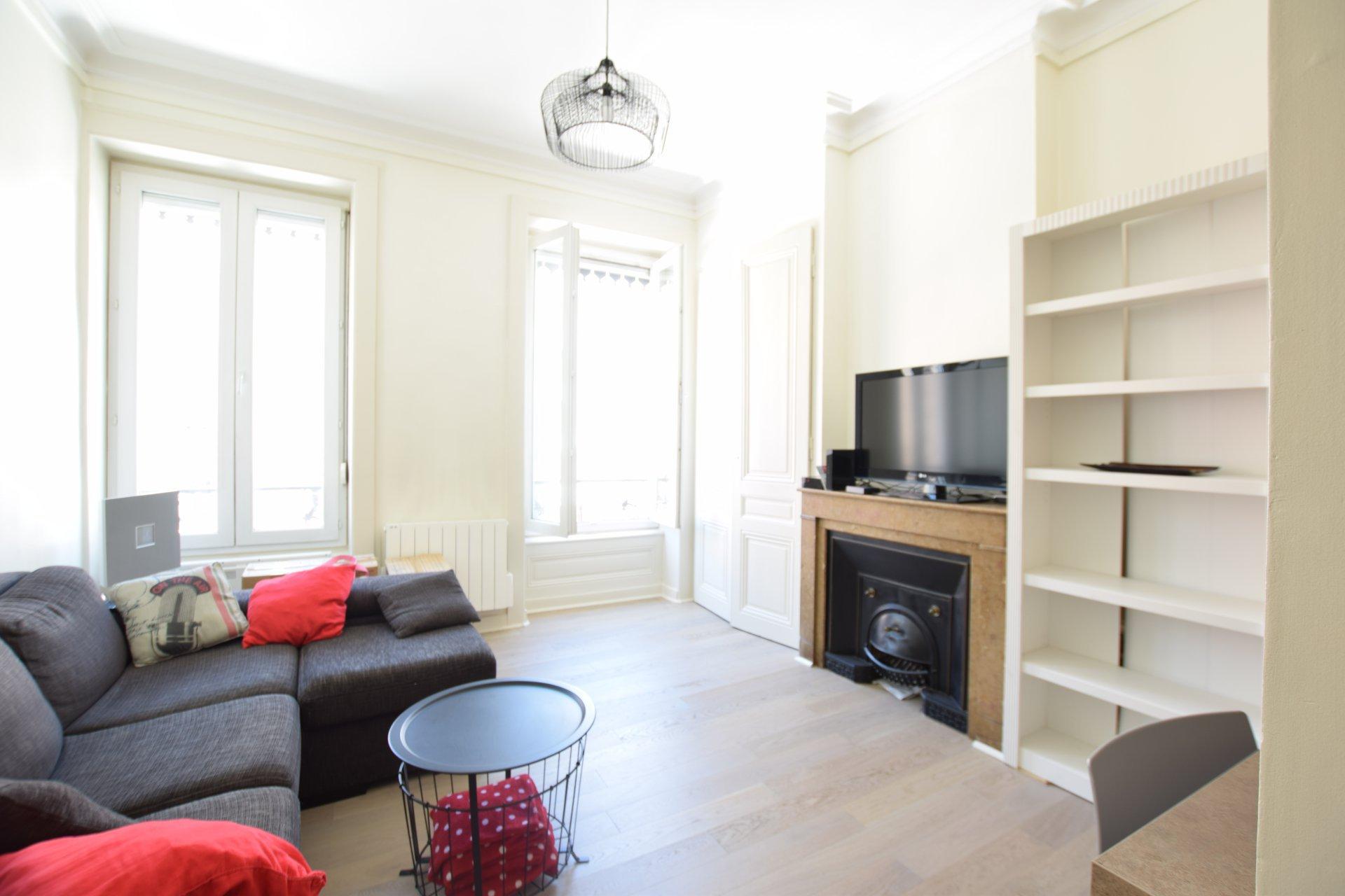 Appartement T2 - Villeurbanne