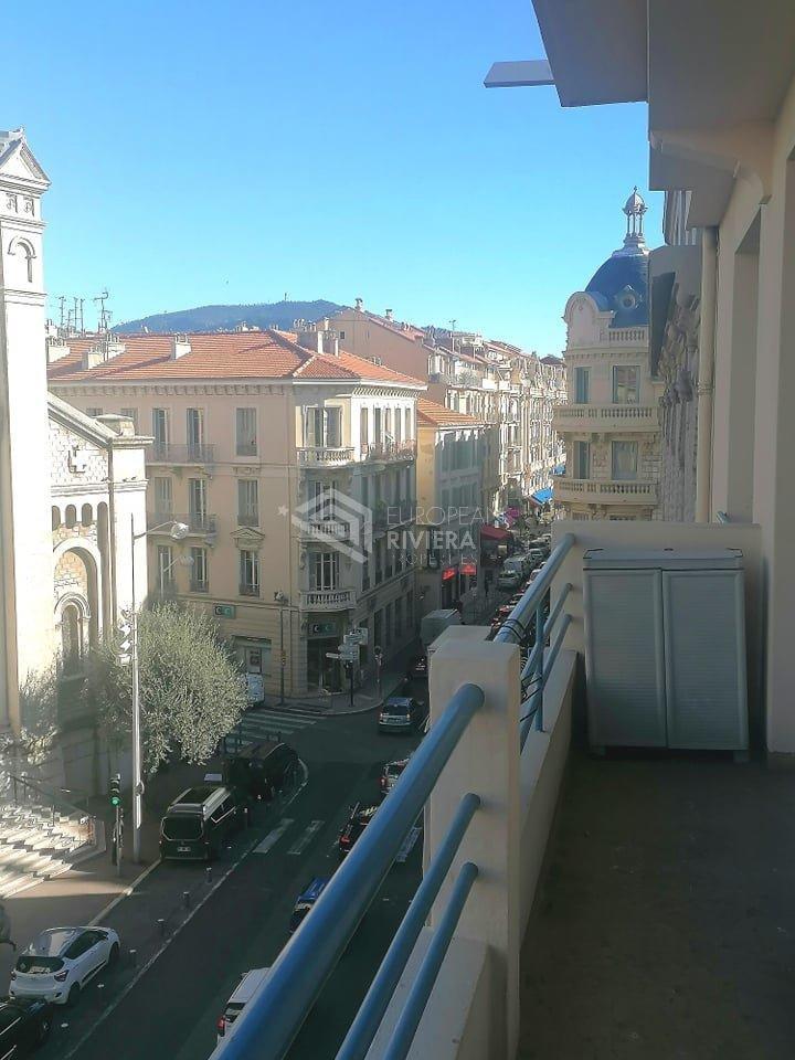 3 Pièces Nice Rue de France / Gambetta