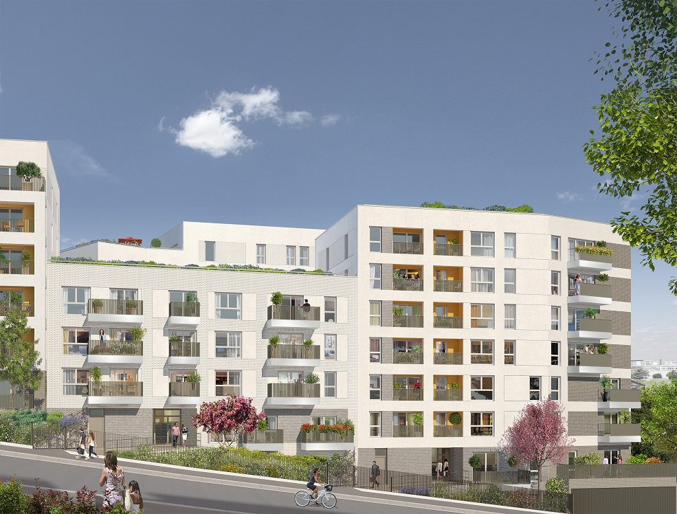 Development Building - Vitry-sur-Seine