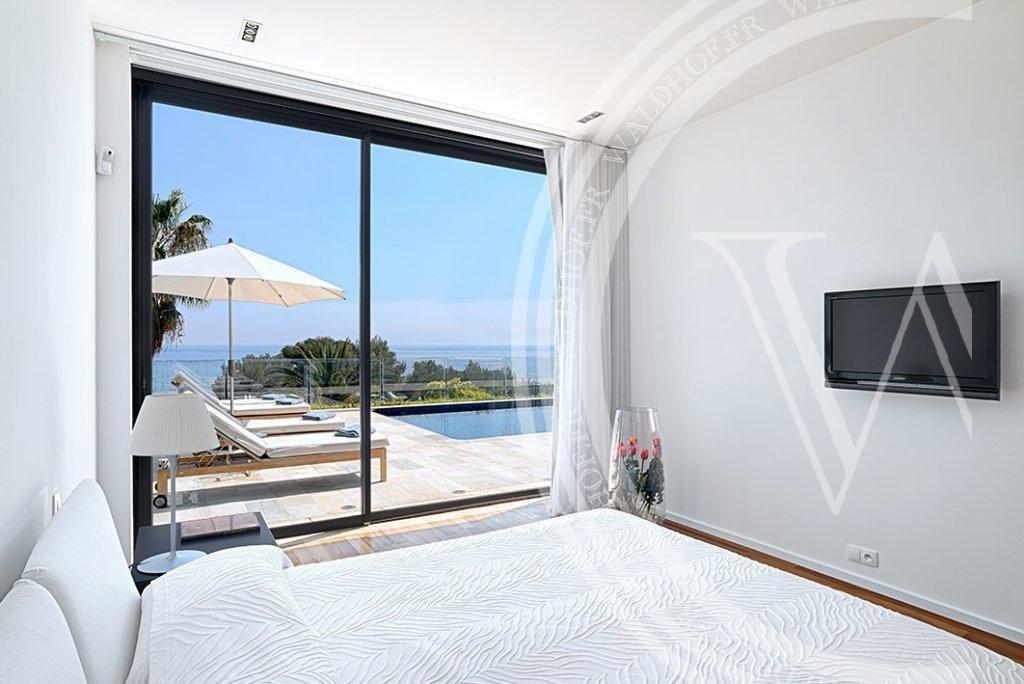 Location Villa - Èze Bord de Mer