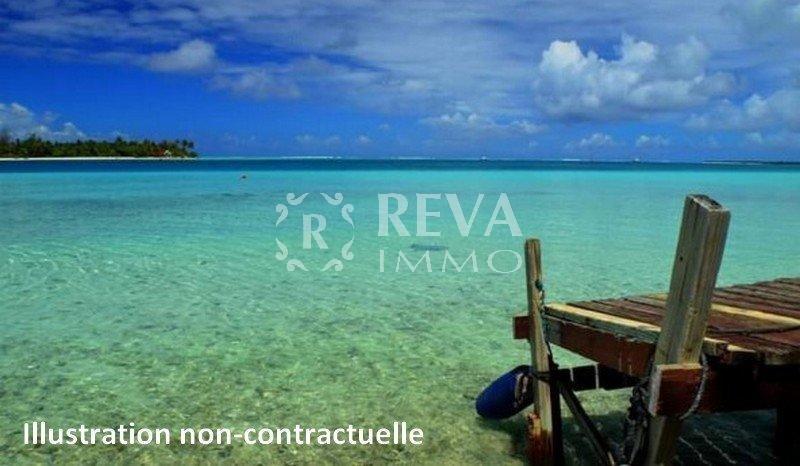 Sale Building land - Maupiti - French Polynesia