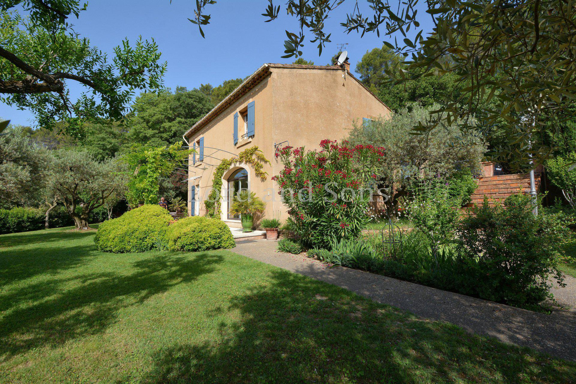 immobilier de luxe provence