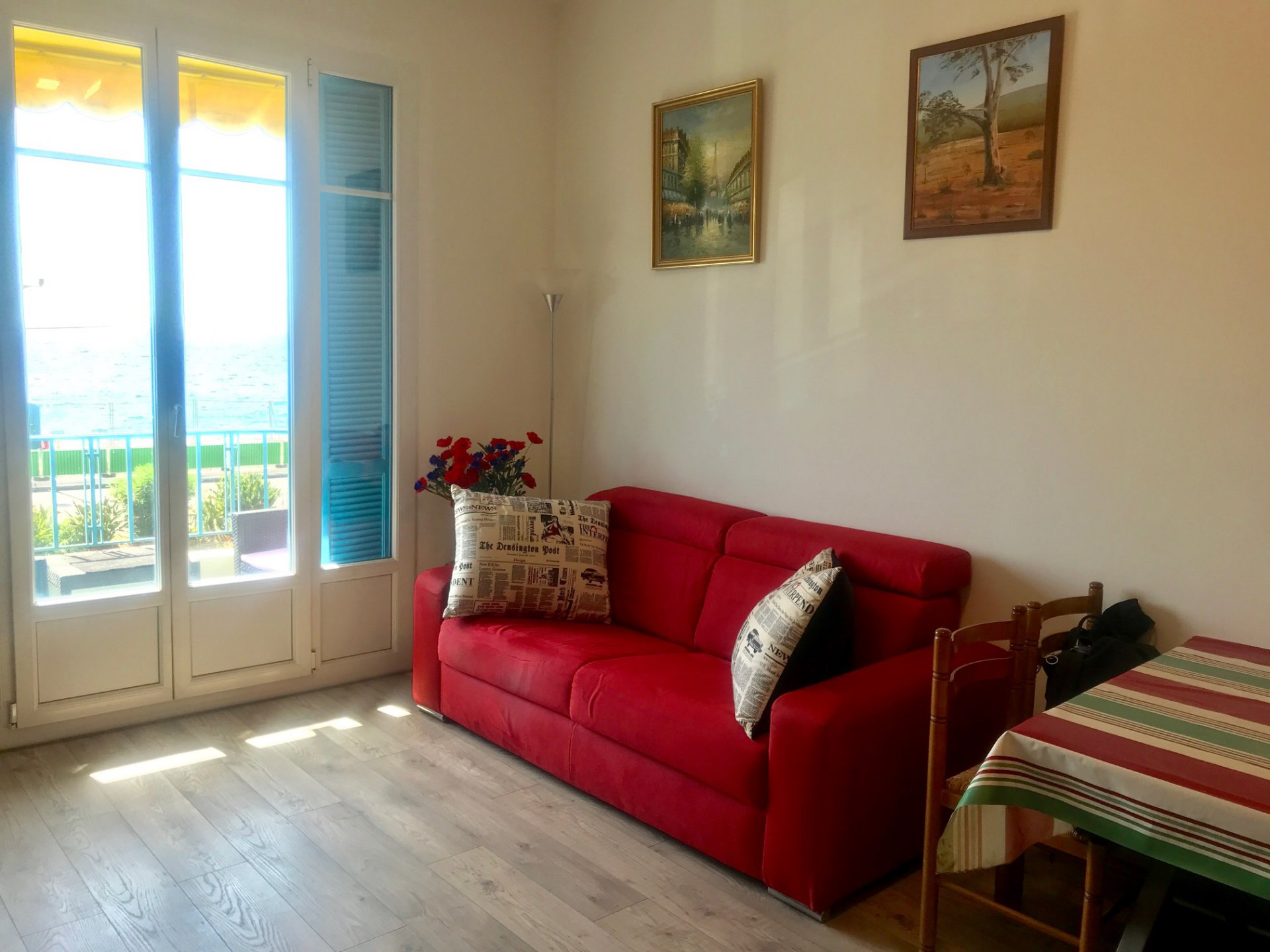2 BEDROOMS APARTMENT PROMENADE DES ANGLAIS