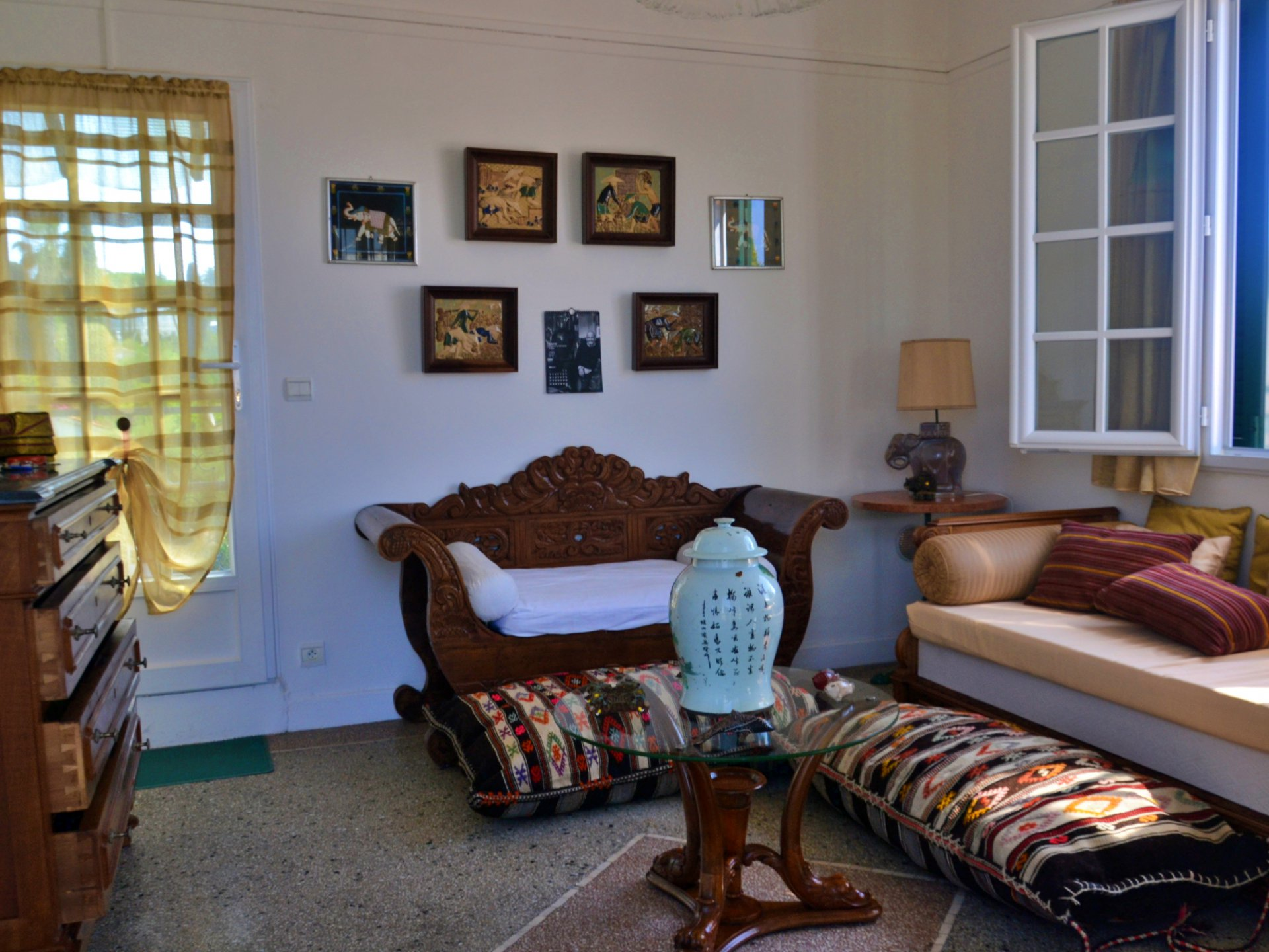 Cap d'Antibes - Charming Art Deco villa close to the sea