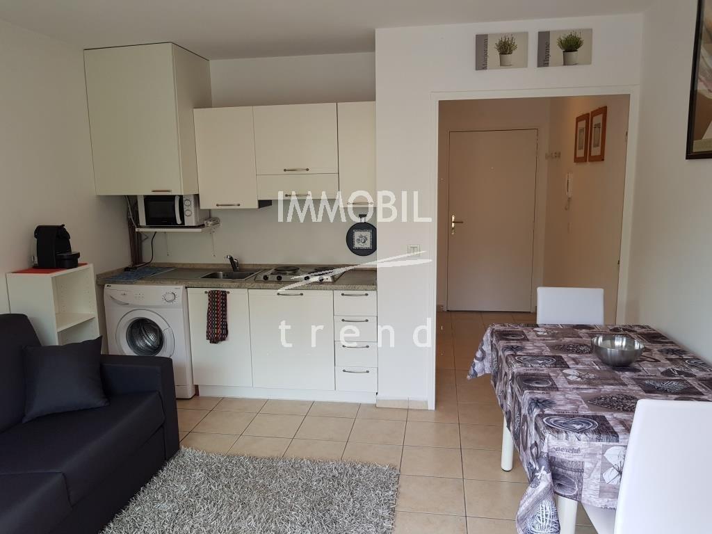 Menton Borrigo - 1 room apartment with balcony for sale