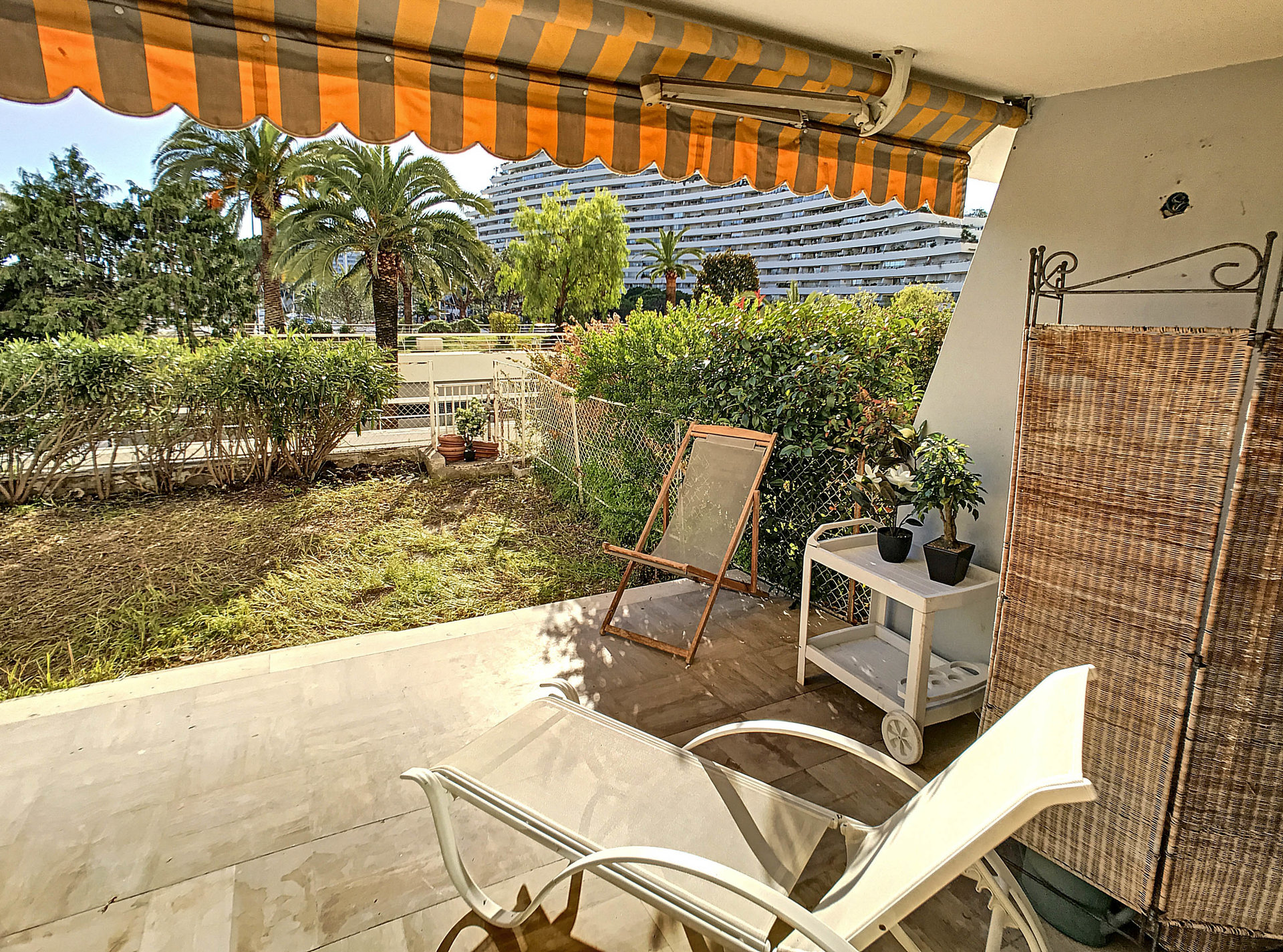 VENTE Appartement 3P Villeneuve-Loubet Marina Baie des Anges