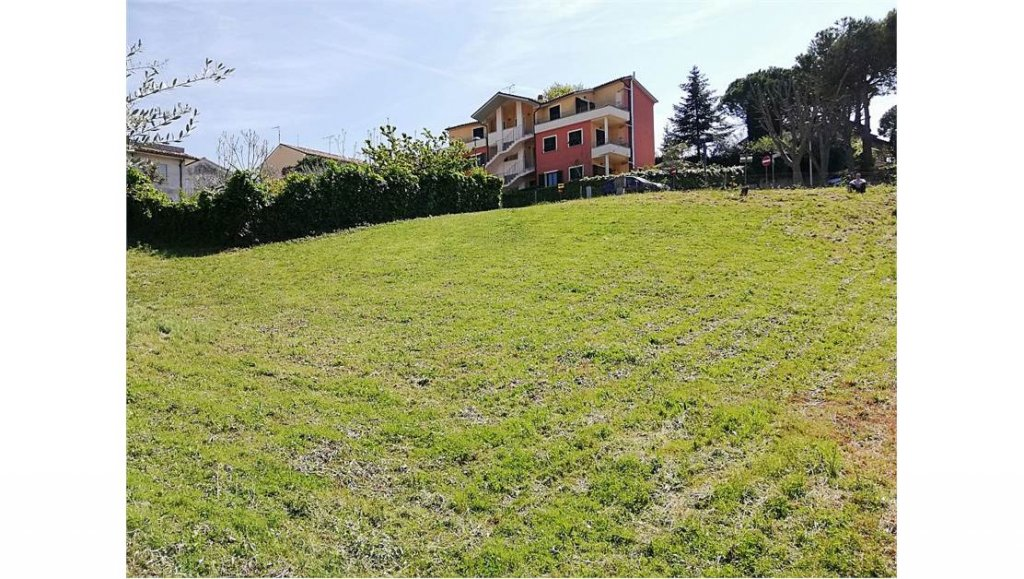 Sale Building land - San Costanzo - Italy