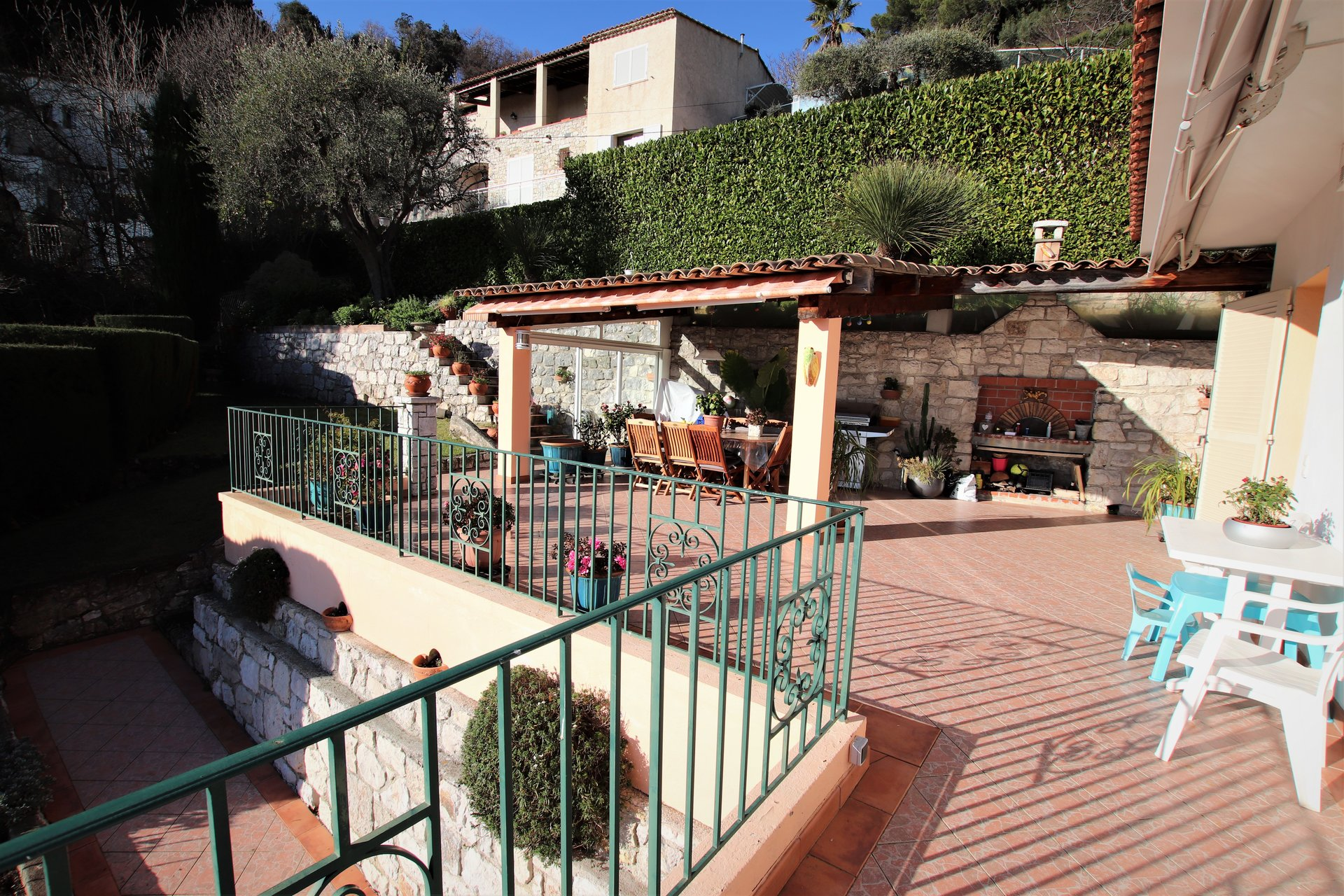 Villa 5 rooms Villefranche Sur Mer Sea view
