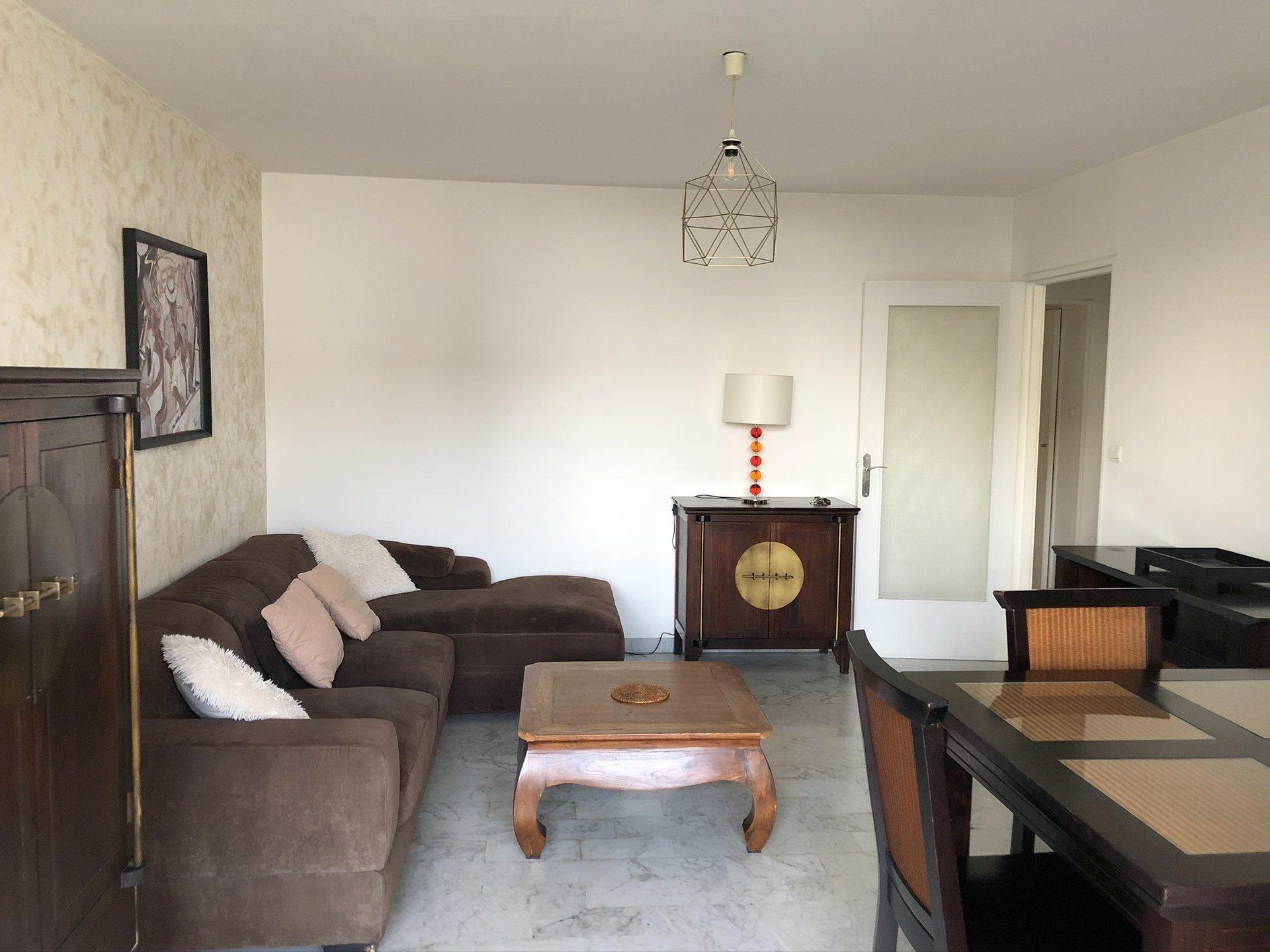 Rental Apartment - Nice Sainte Marguerite