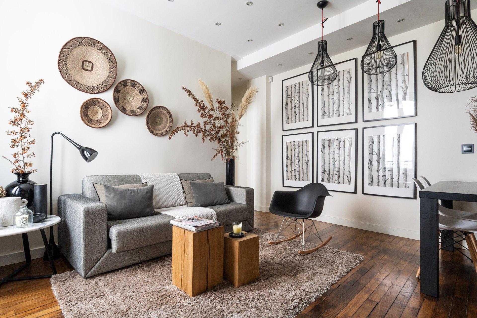 Appartement 2 pièces 56 m² 75007 Paris