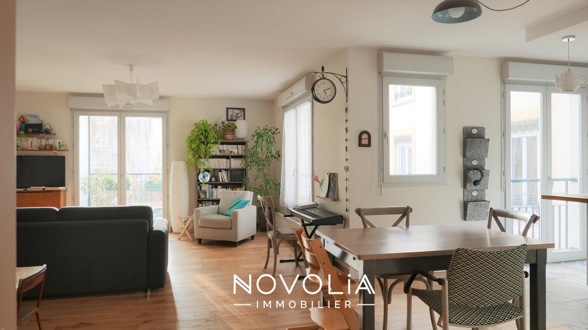 Achat Appartement Surface de 121 m², 5 pièces, Lyon 7ème (69007)