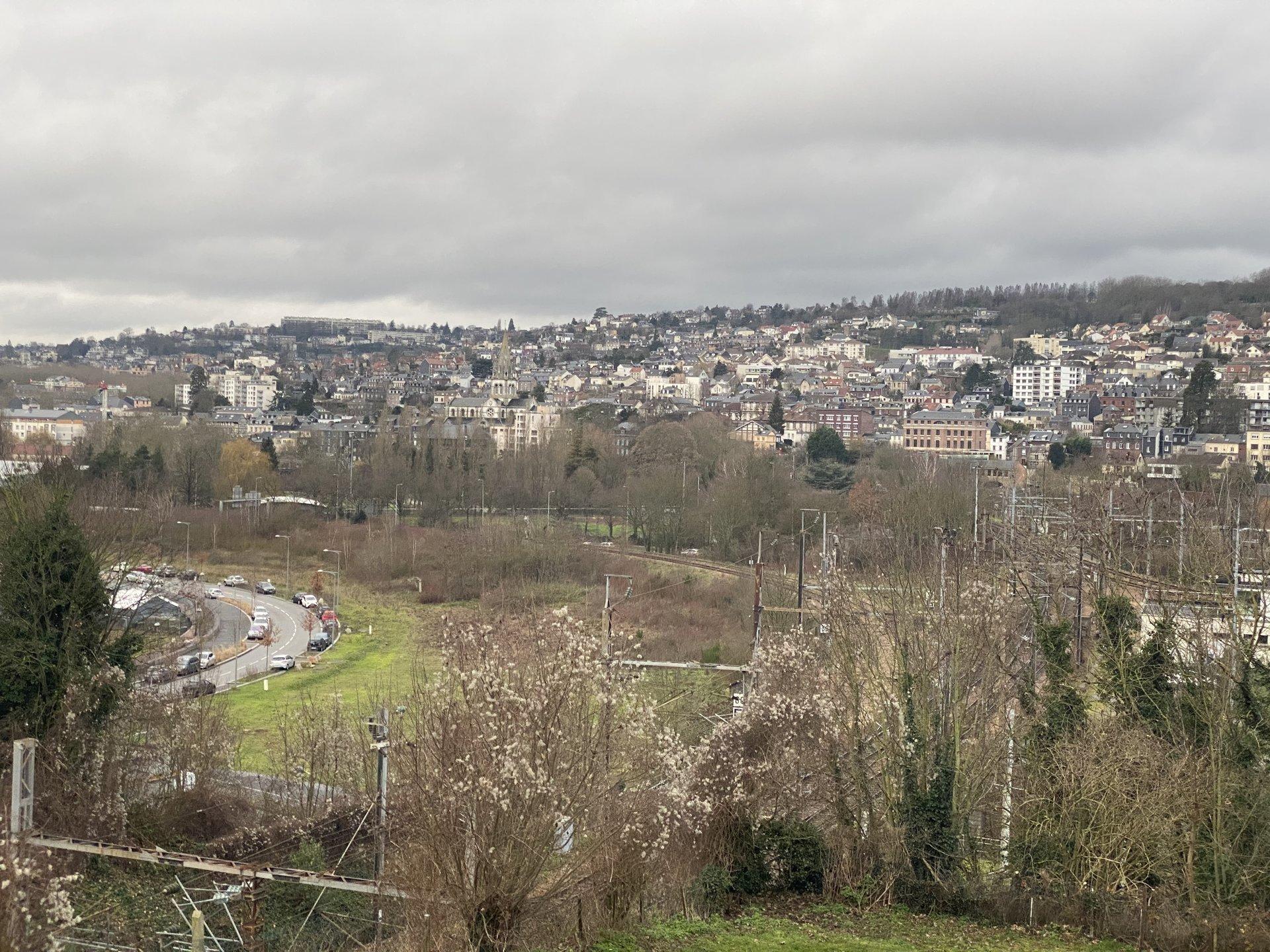 ROUEN Mont Gargan
