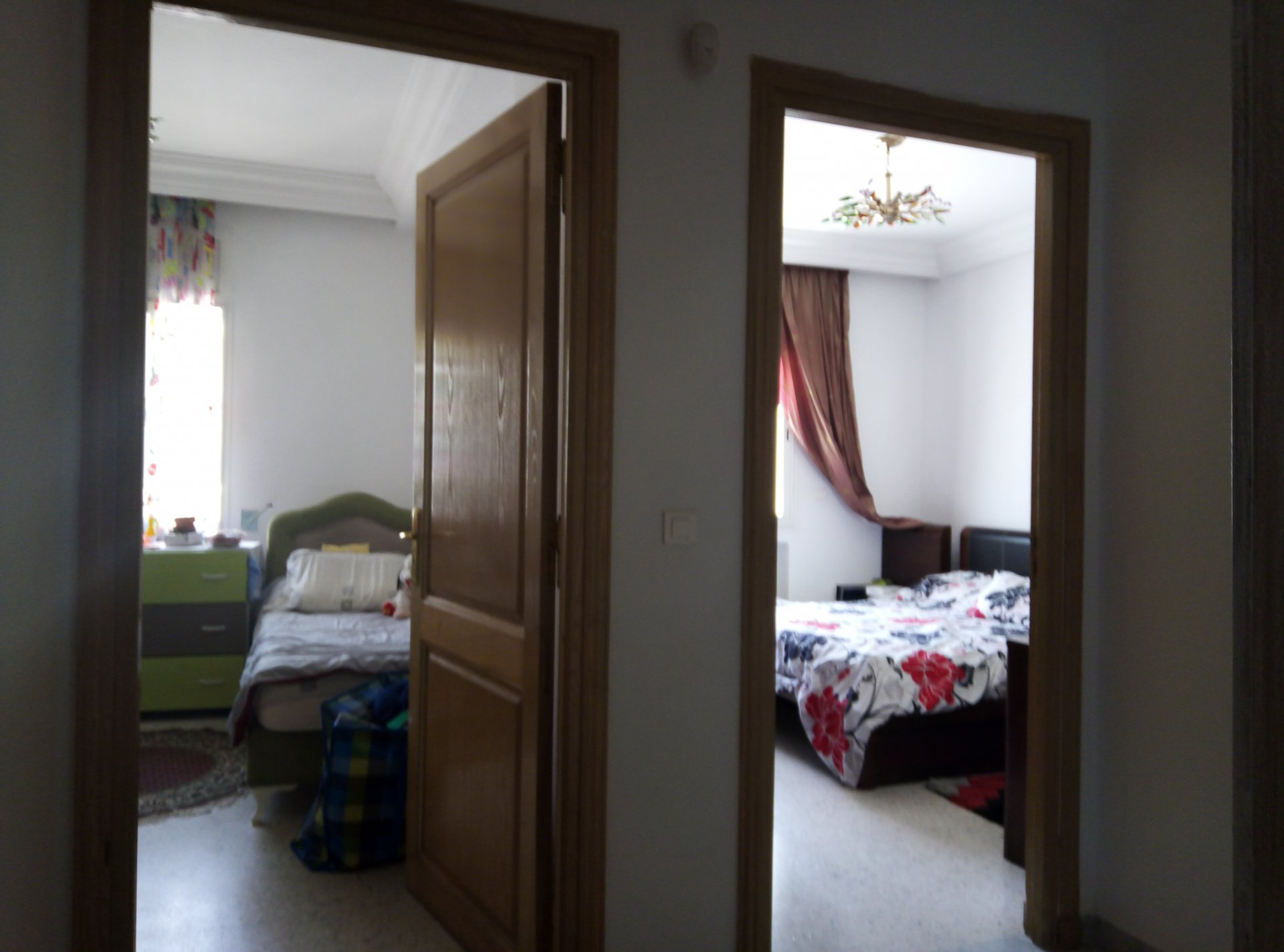 Rental Apartment - Cité Olympeade - Tunisia