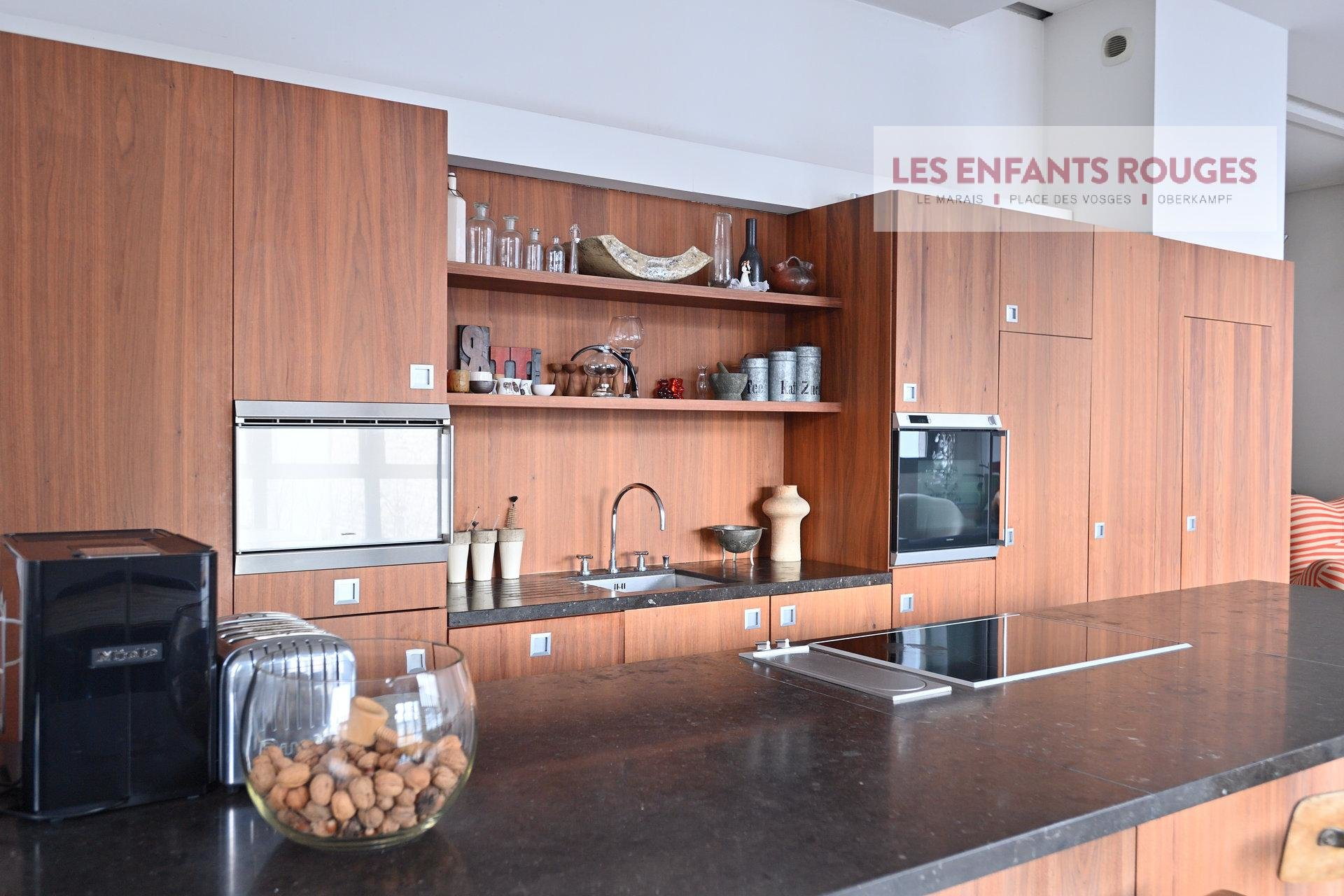 Sale Apartment - Paris 19th (Paris 19ème)