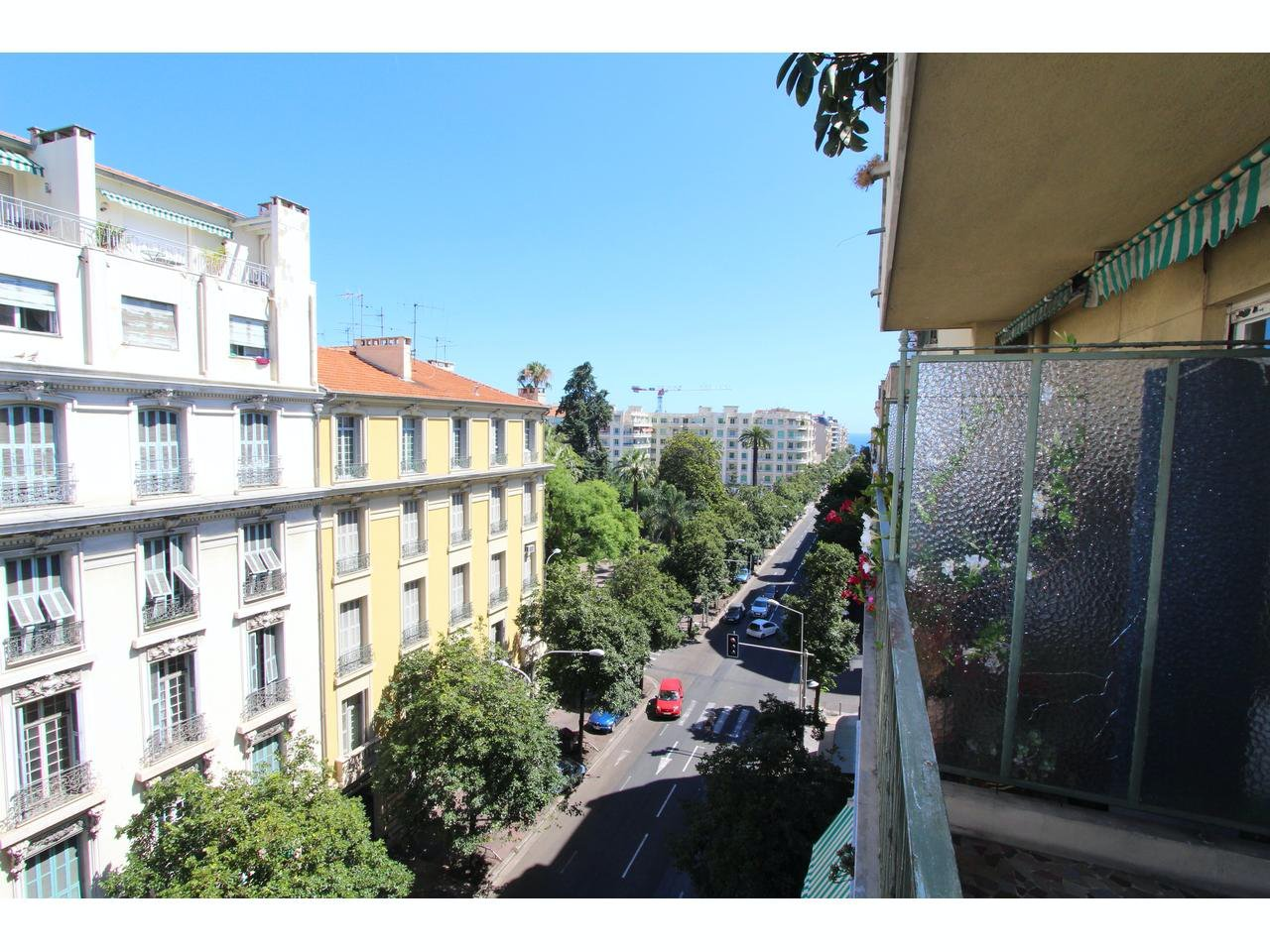 Apartment in Gambetta - Place Franklin