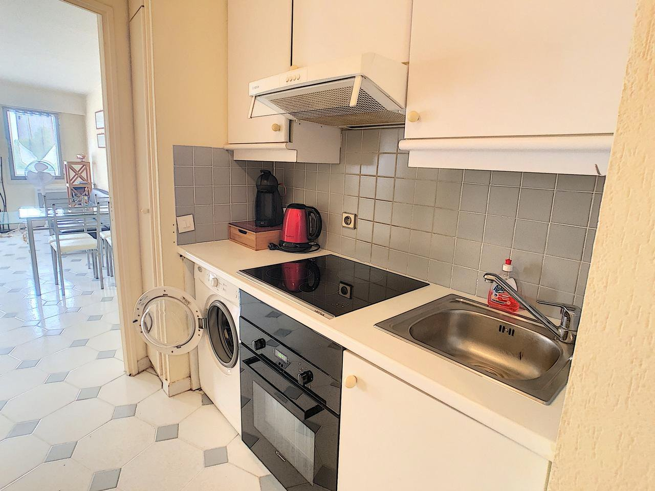 Apartment in Port Vauban - close to everything