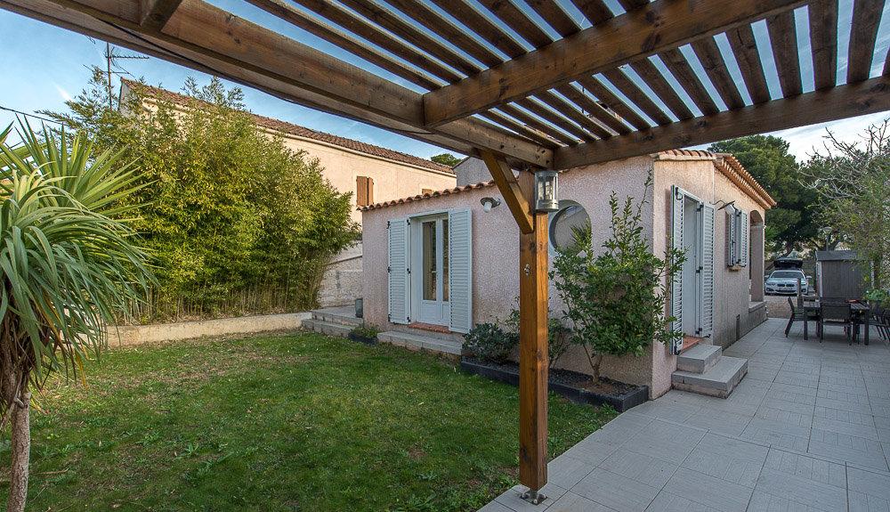 EXCLUSIF VENTE VILLA T5 Garage / 417 m² DE TERRAIN FOS SUR MER