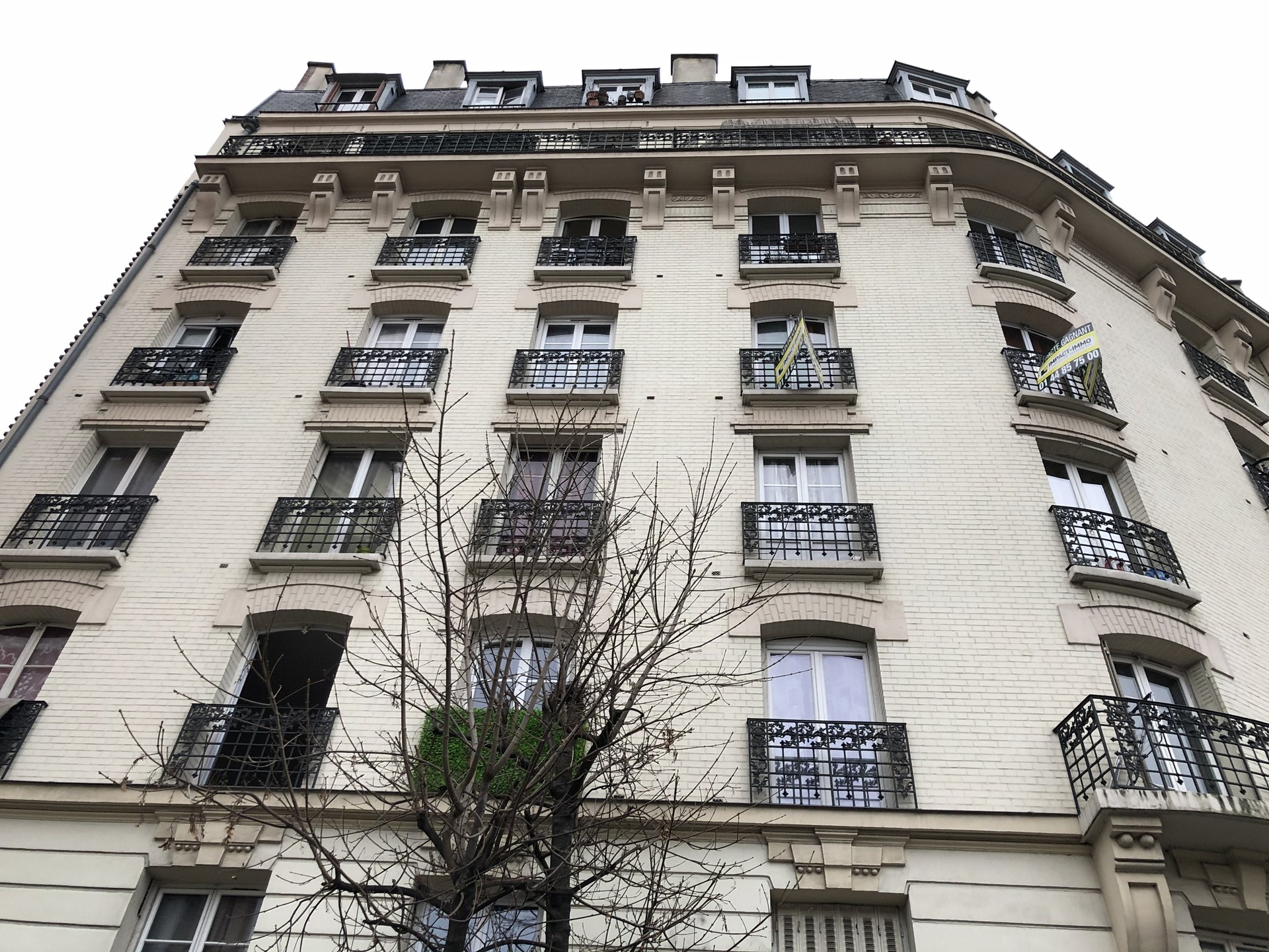 Location Appartement - Paris 17ème