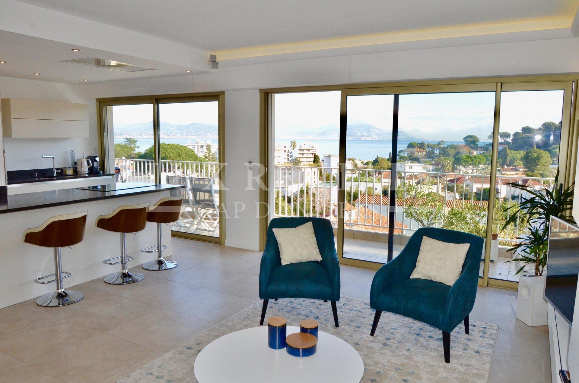 Location saisonnière Appartement - Cap d'Antibes