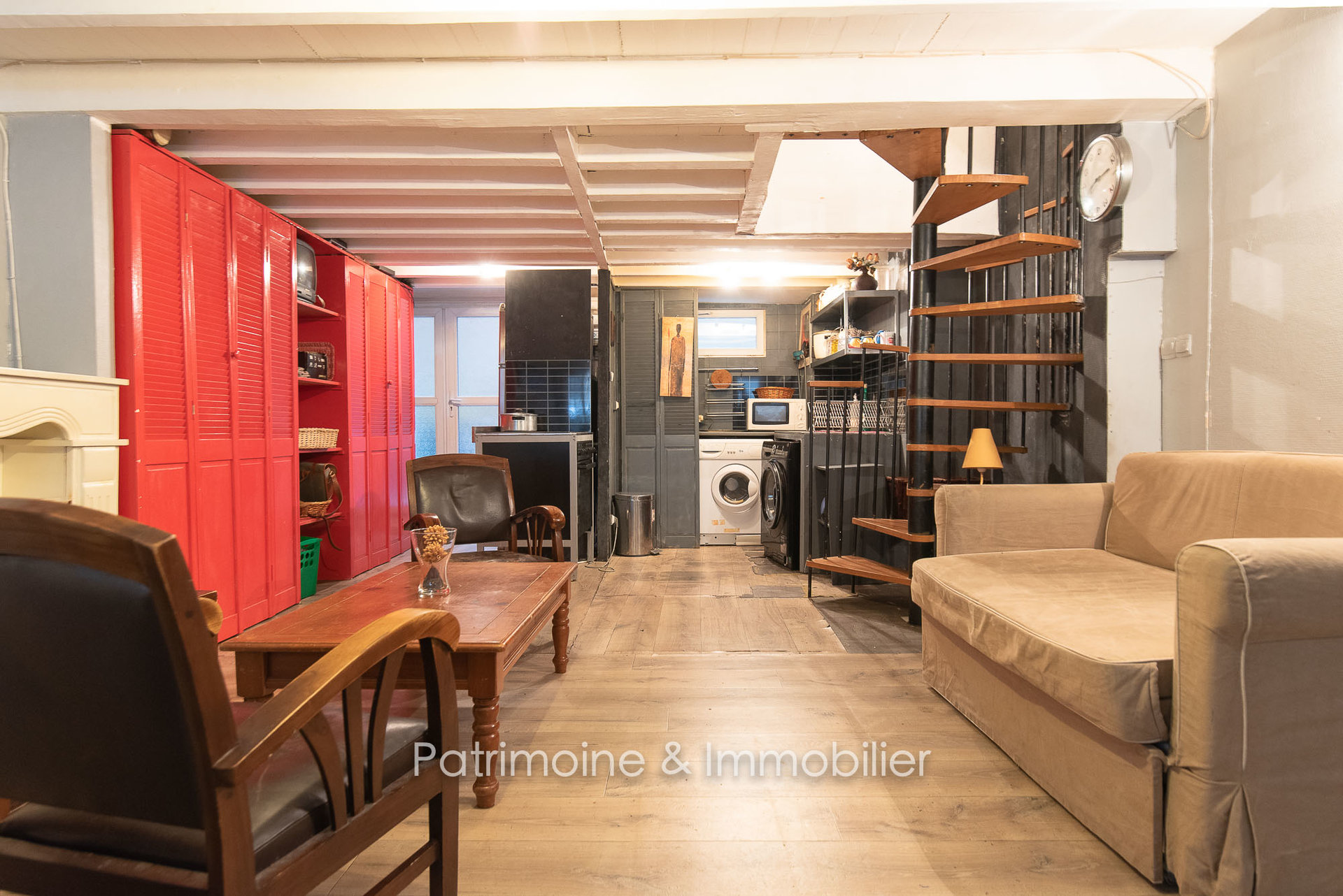 Lyon 6 Tête d'Or - T3 54 m2 - 245.000€