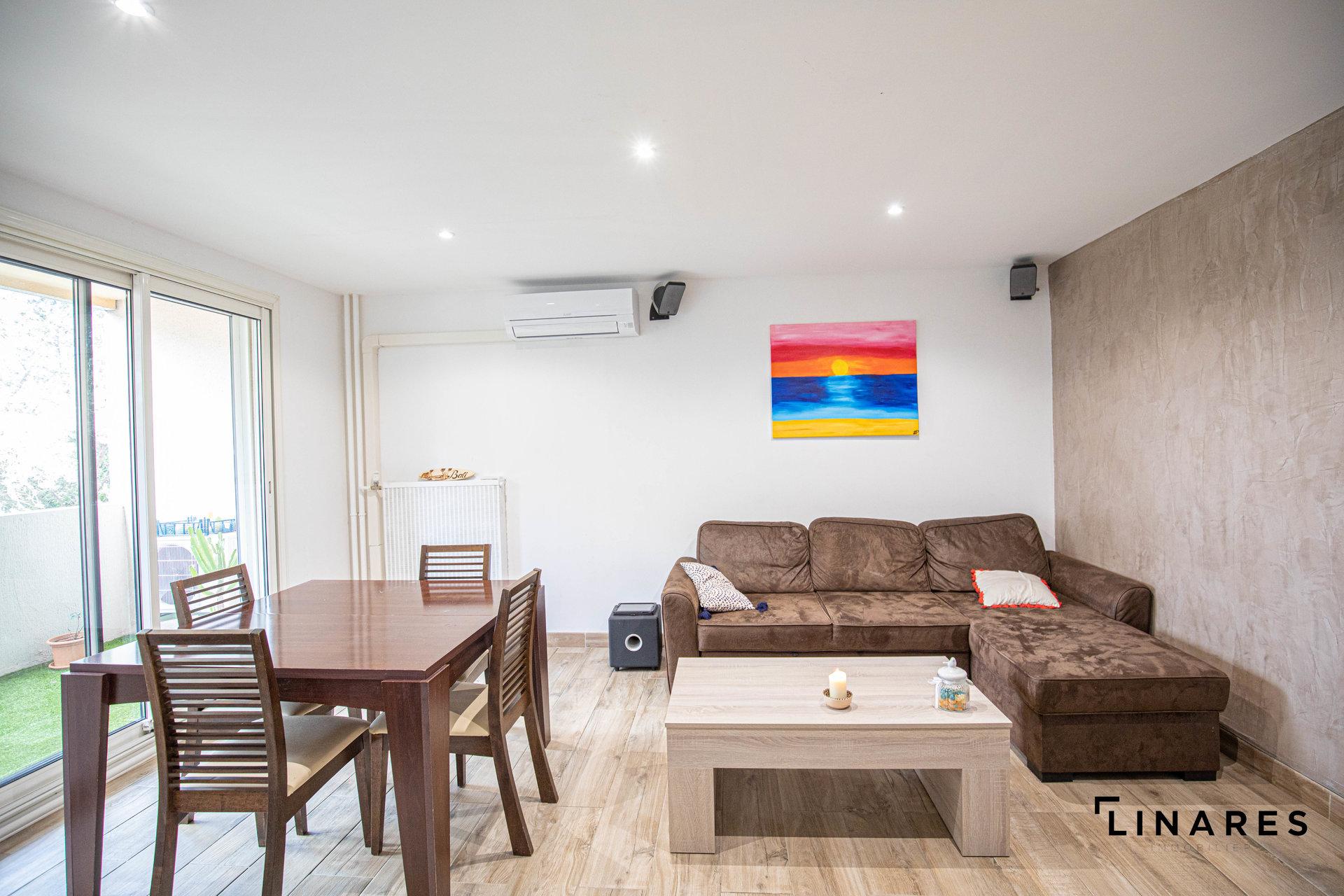 Sale Apartment - Marseille 10ème Saint-Tronc