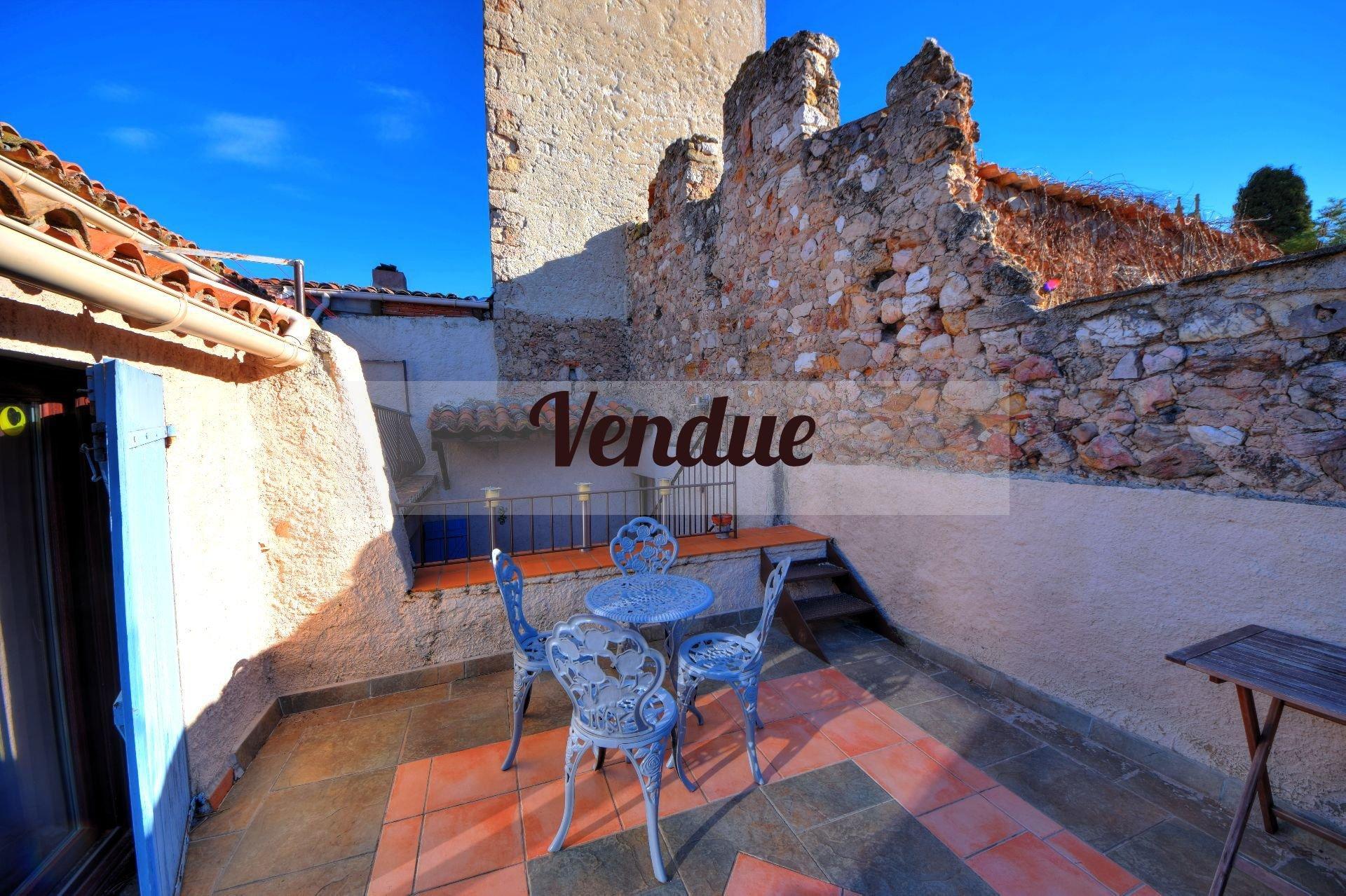 Maison de village à vendre Aups Var
