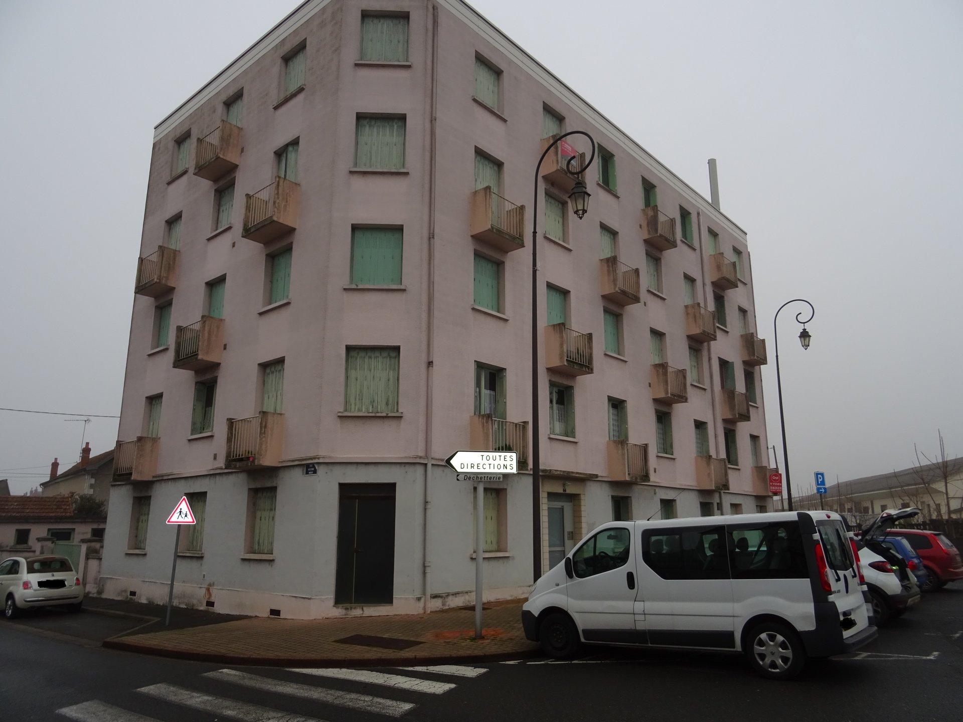 Appartement proche gare (F2)