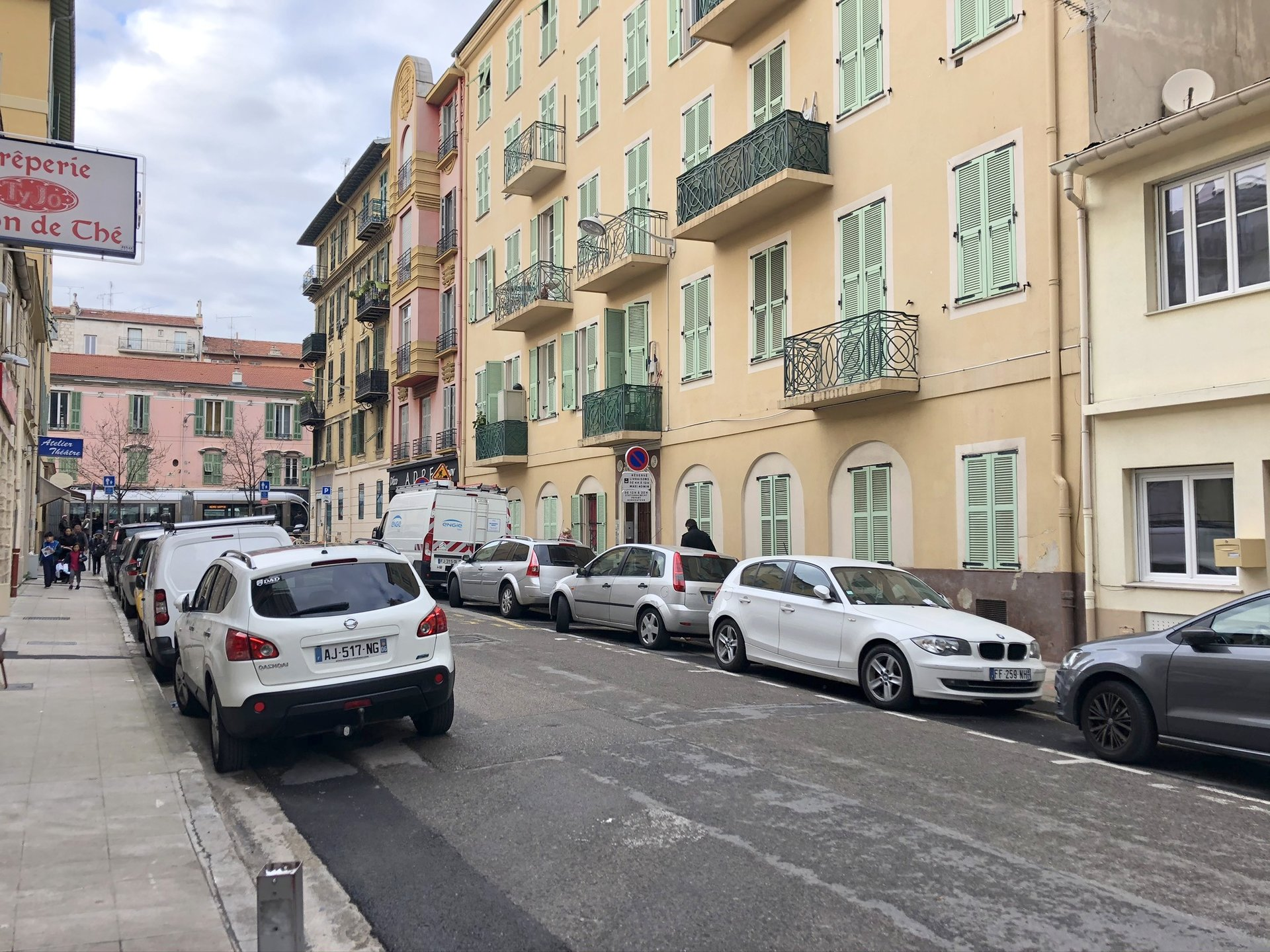 Rental Premises - Nice République