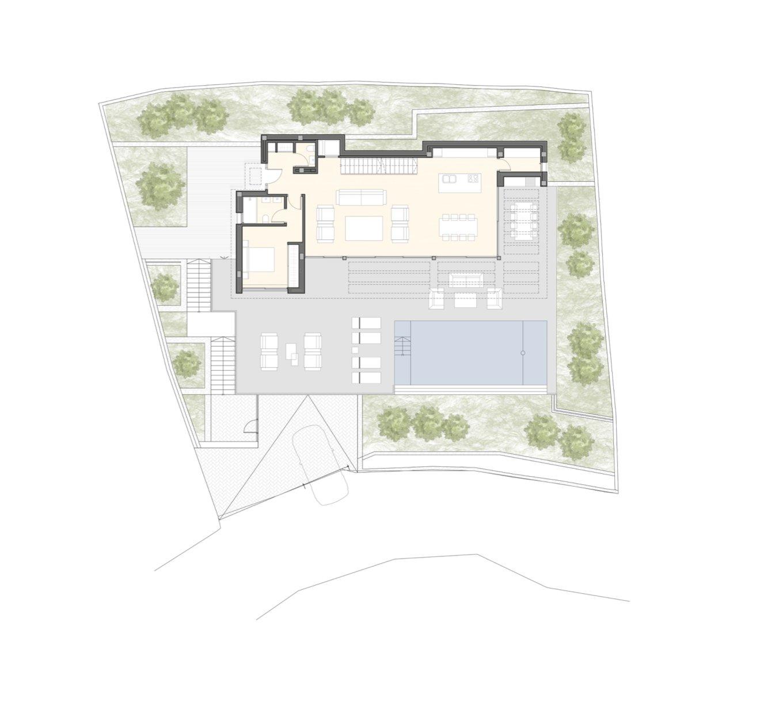 Villa au design moderne à Moraira
