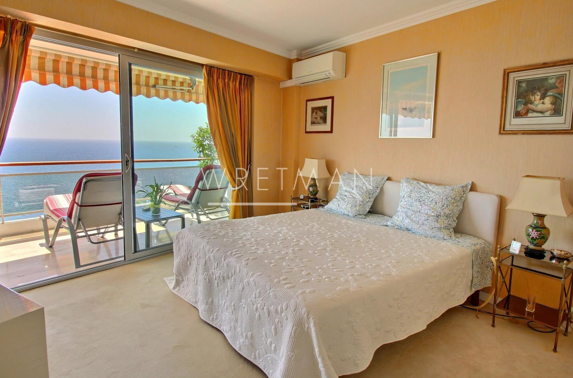 Magnifik lägenhet med havsutsikt - Eden Cannes