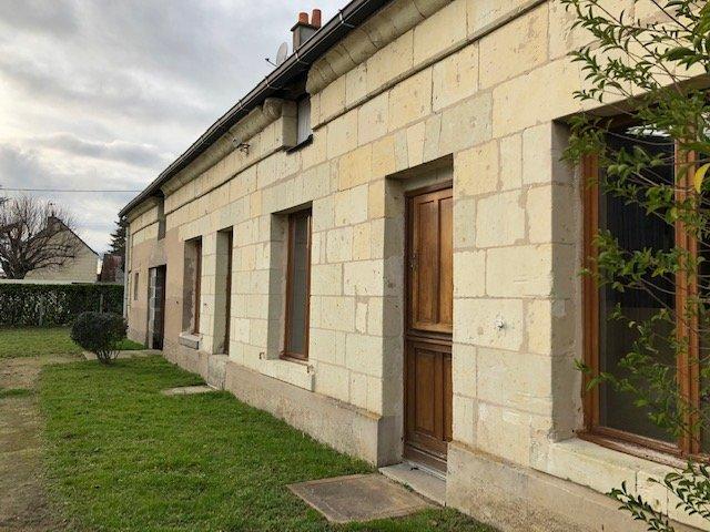 Maison ancienne restaurée - La Chapelle sur Loire