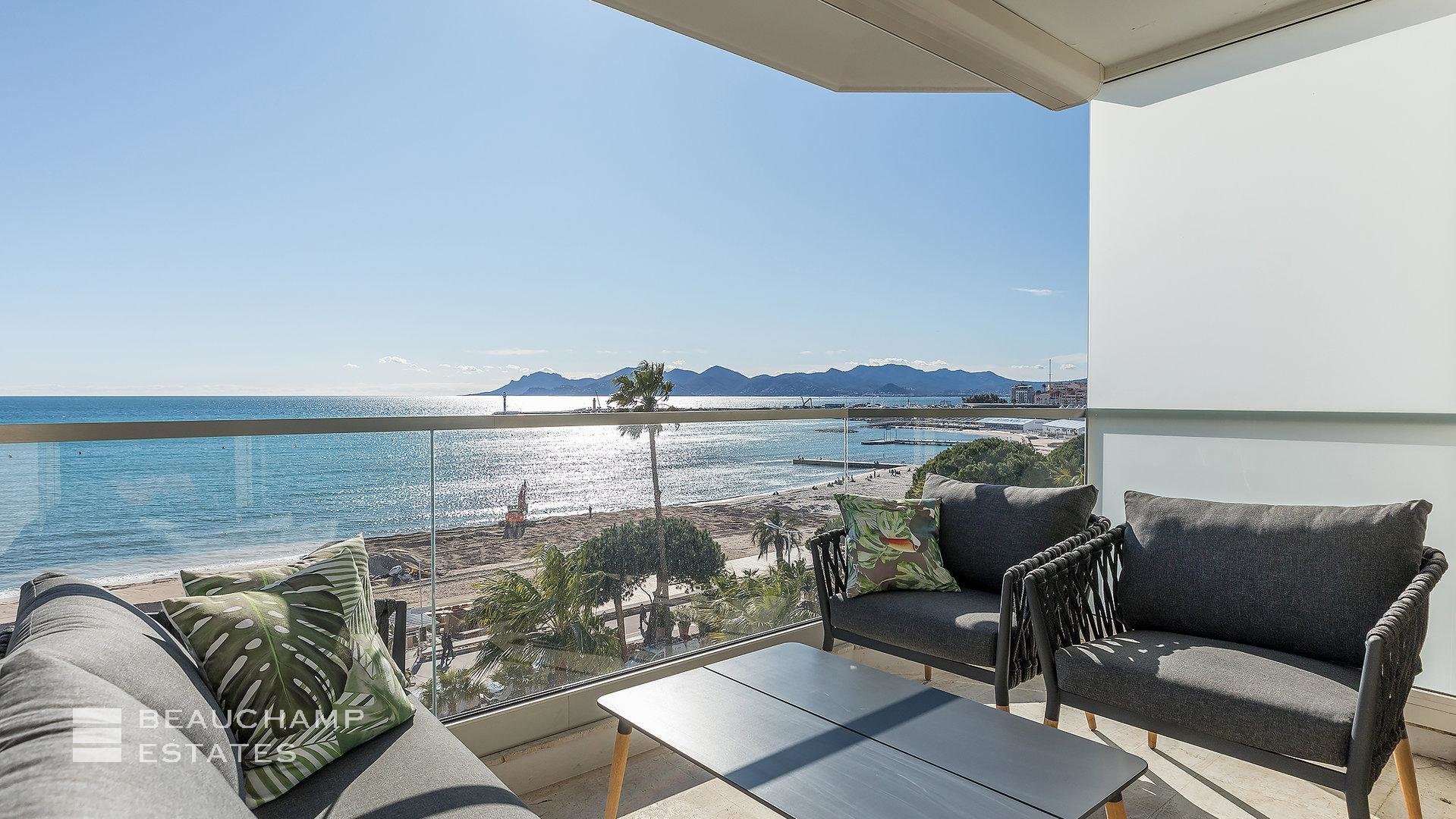 Cannes Croisette - Sumptuous 3 Bedrooms Apartment